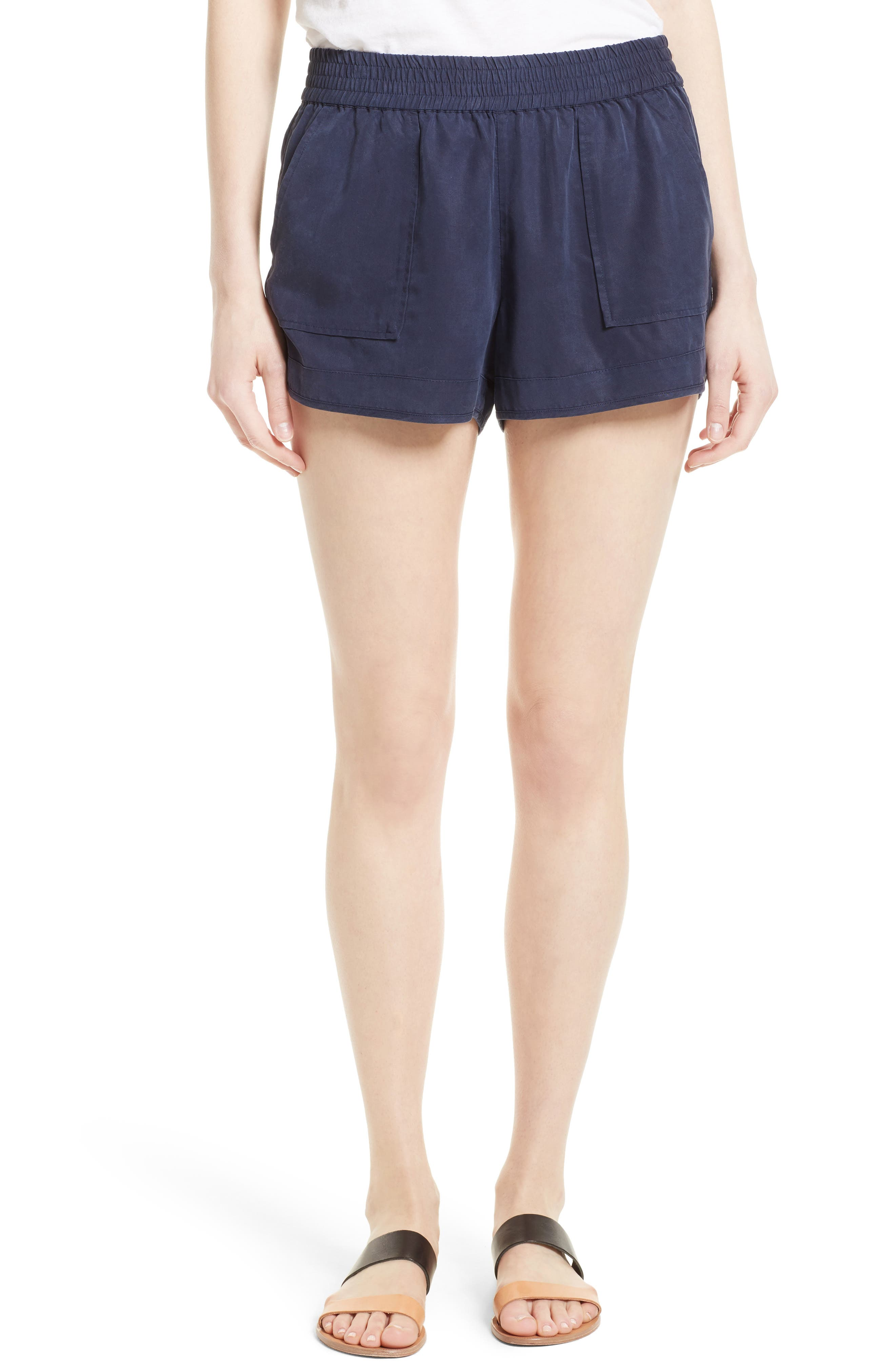Beso Woven Shorts,                             Main thumbnail 3, color,