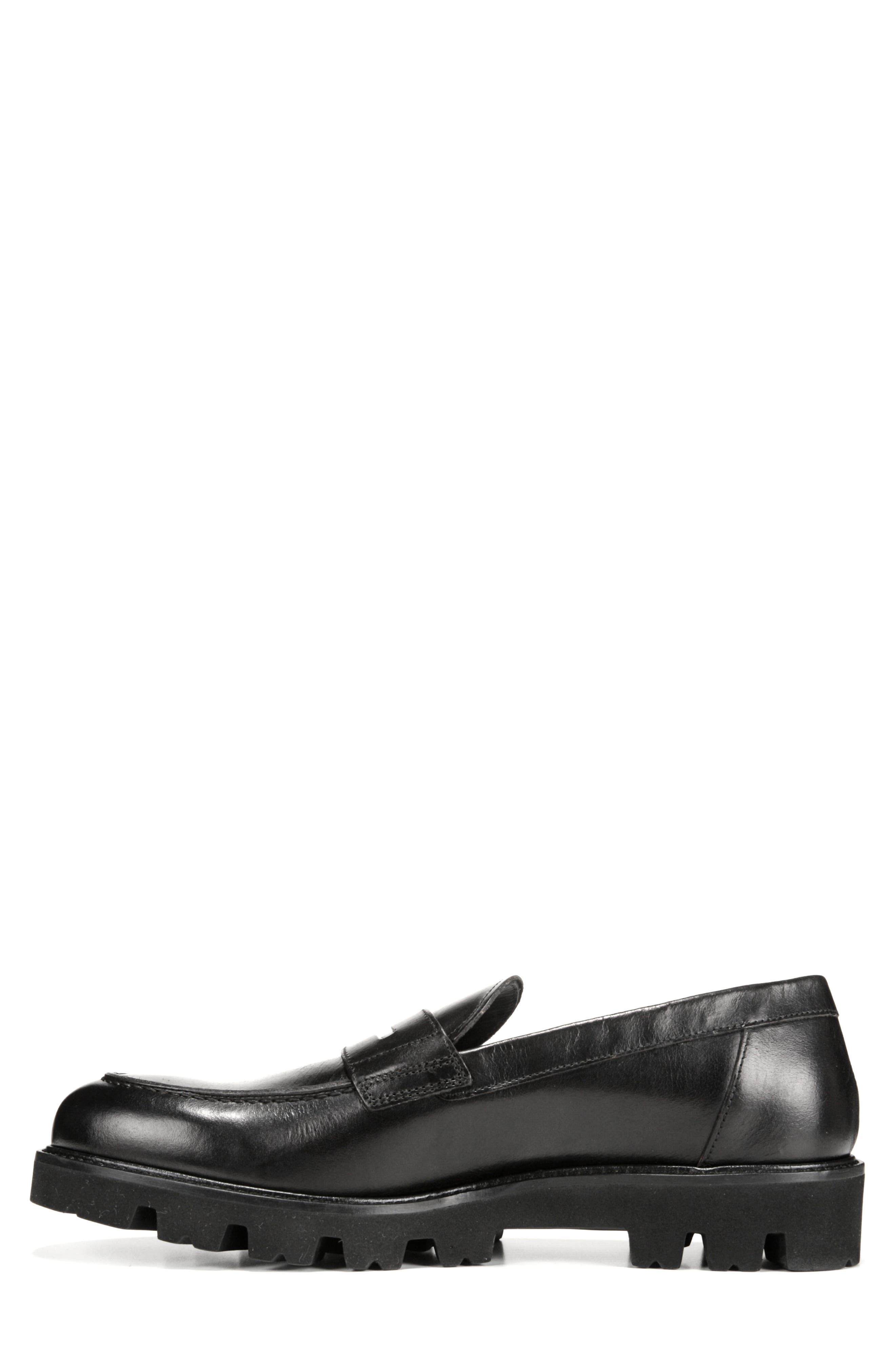 Comrade Loafer,                             Alternate thumbnail 9, color,                             BLACK