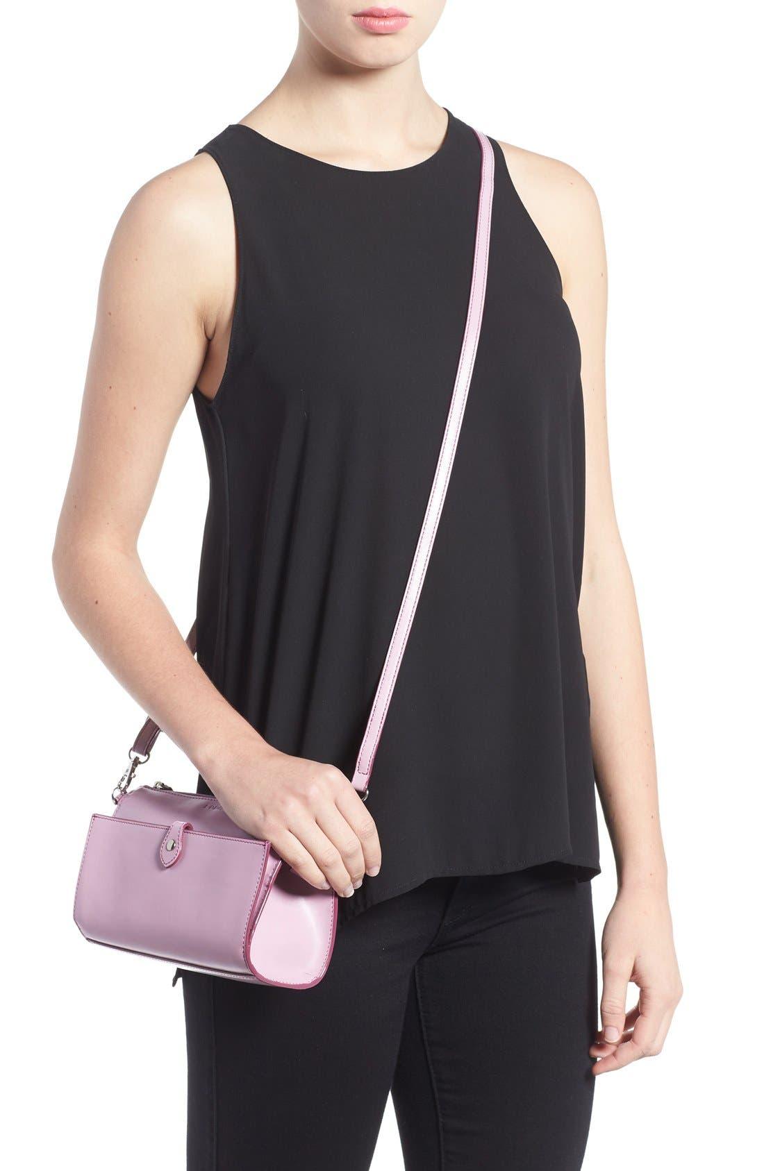 Lodis'Audrey Collection -Vicky' ConvertibleCrossbody Bag,                             Main thumbnail 4, color,