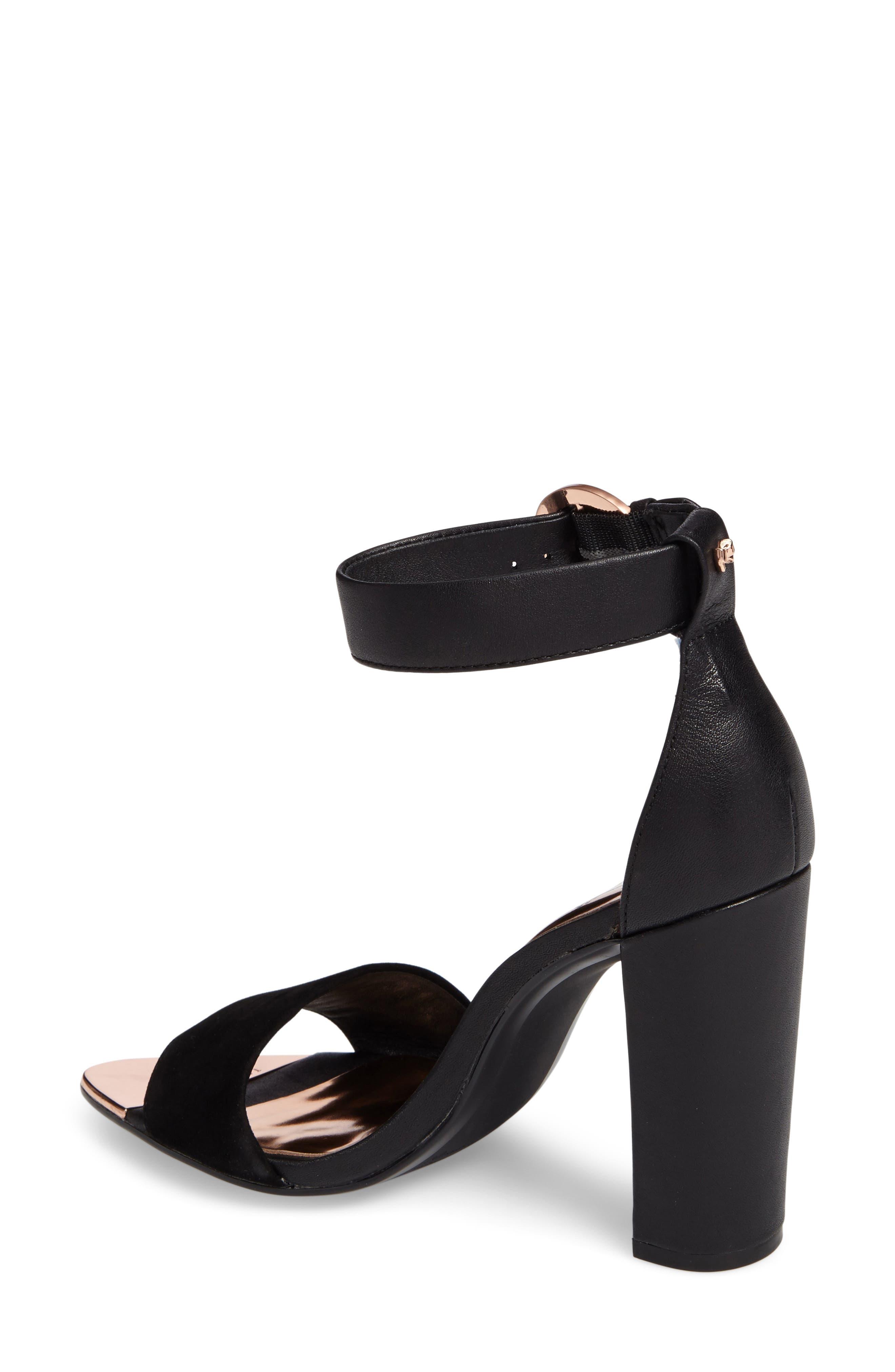 Secoa Ankle Strap Sandal,                             Alternate thumbnail 2, color,                             010