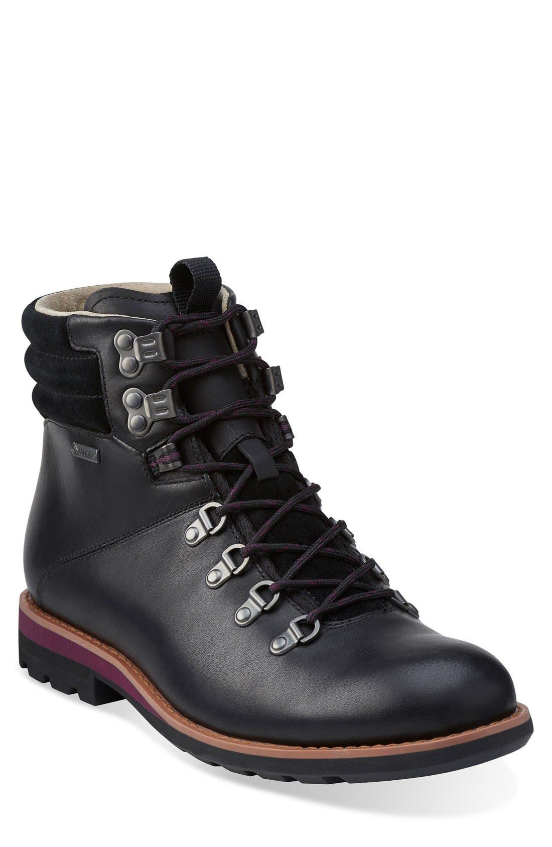 'PadleyAlp' Plain Toe Boot, Main, color, 003