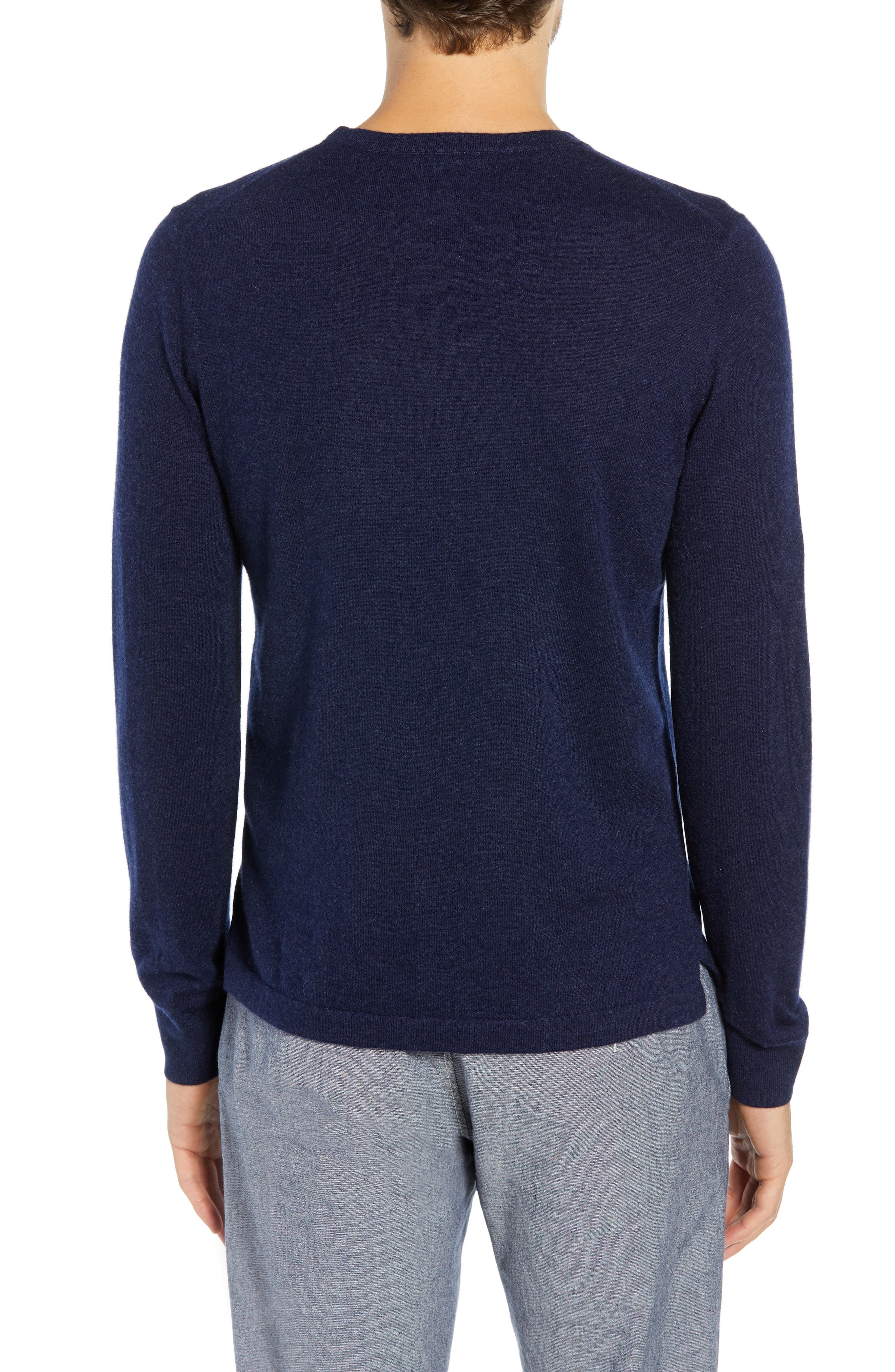 Cashmere Sweater,                             Alternate thumbnail 2, color,                             475