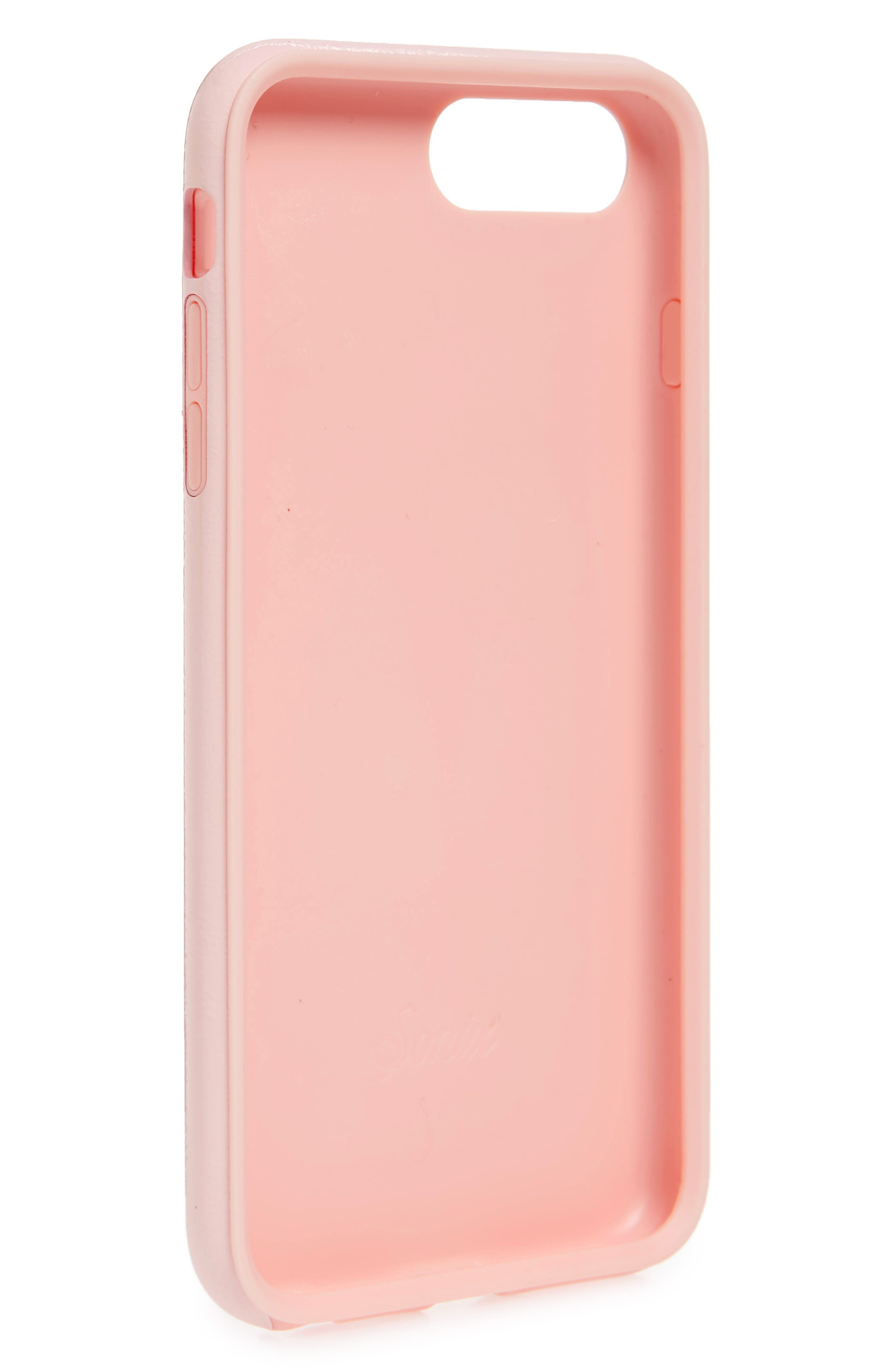 Cherry iPhone 7/8 Plus Case,                             Alternate thumbnail 2, color,                             CHERRY