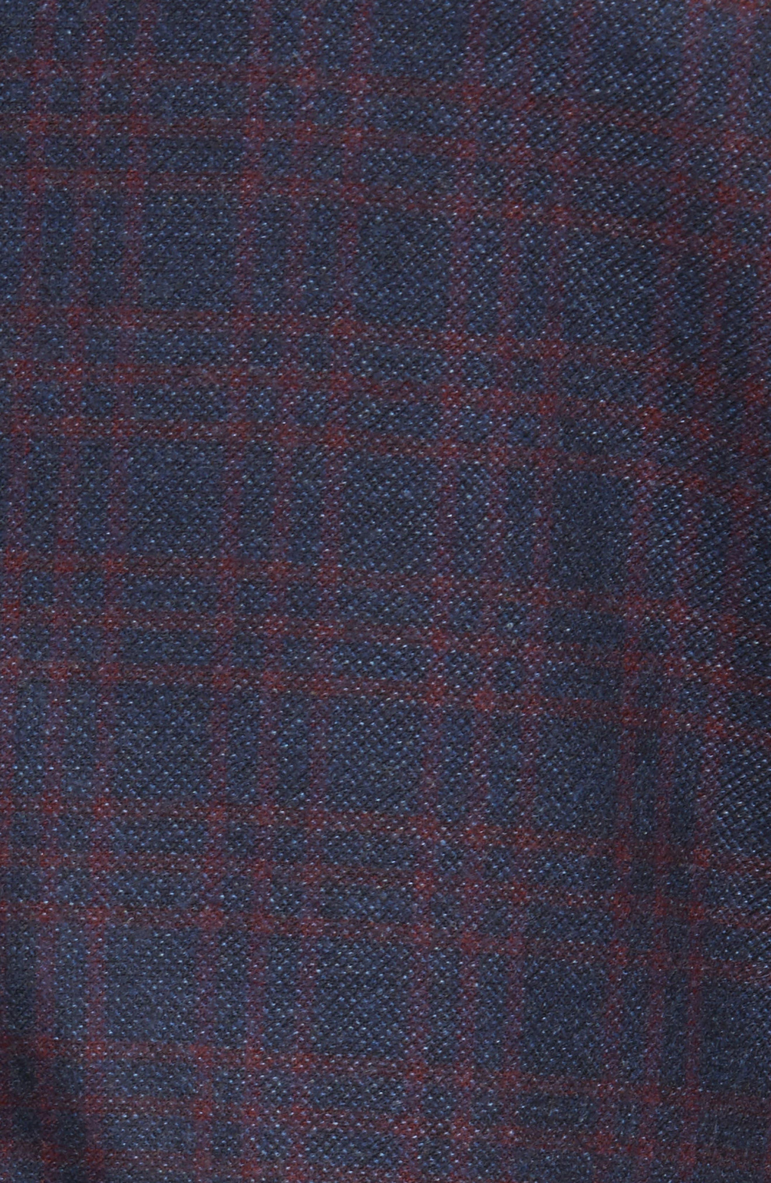 Johansen 2 Classic Trim Fit Blazer,                             Alternate thumbnail 6, color,