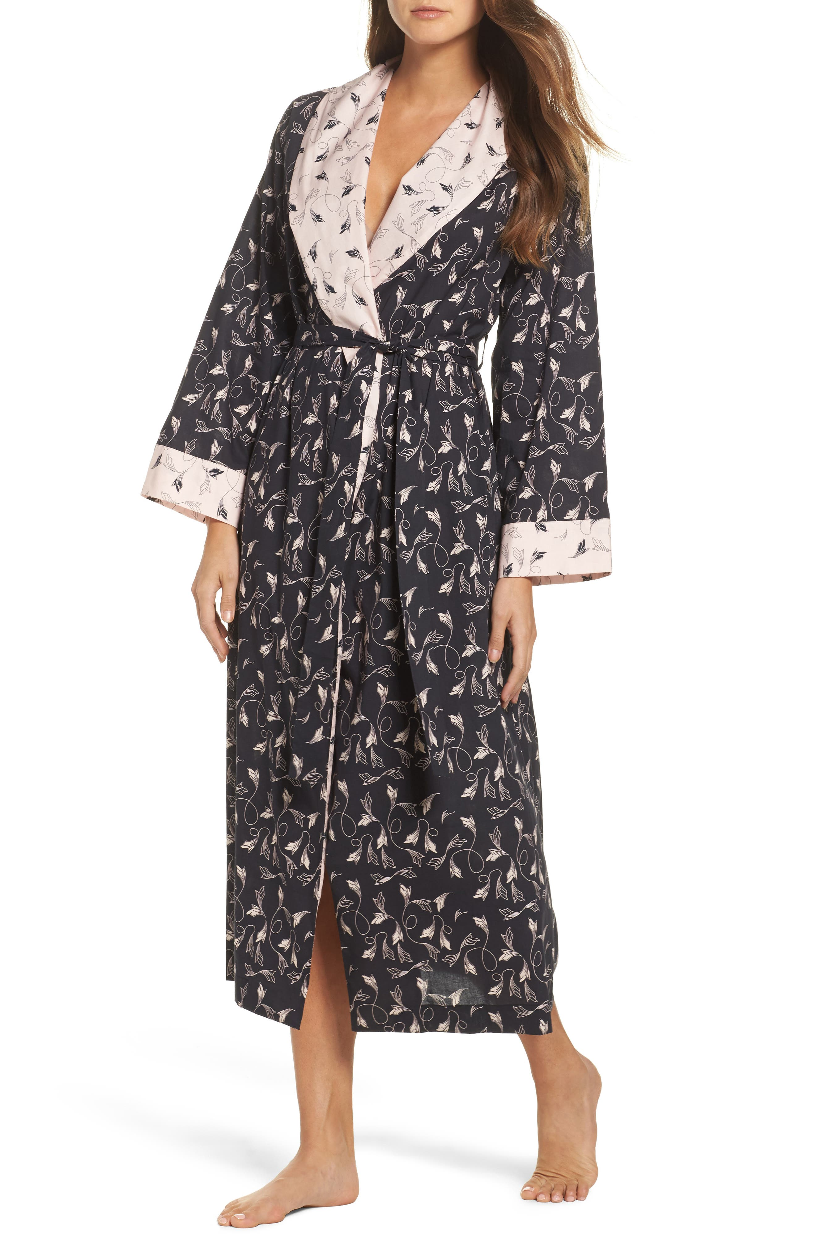 Print Robe,                         Main,                         color, 400