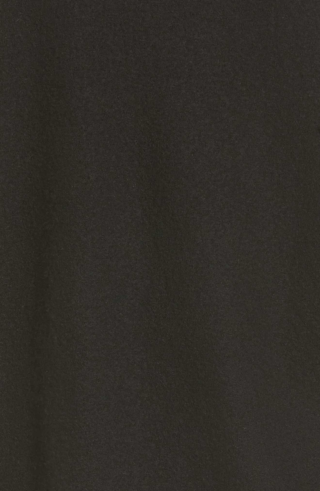 Cashmere Crewneck Sweater,                             Alternate thumbnail 5, color,                             001
