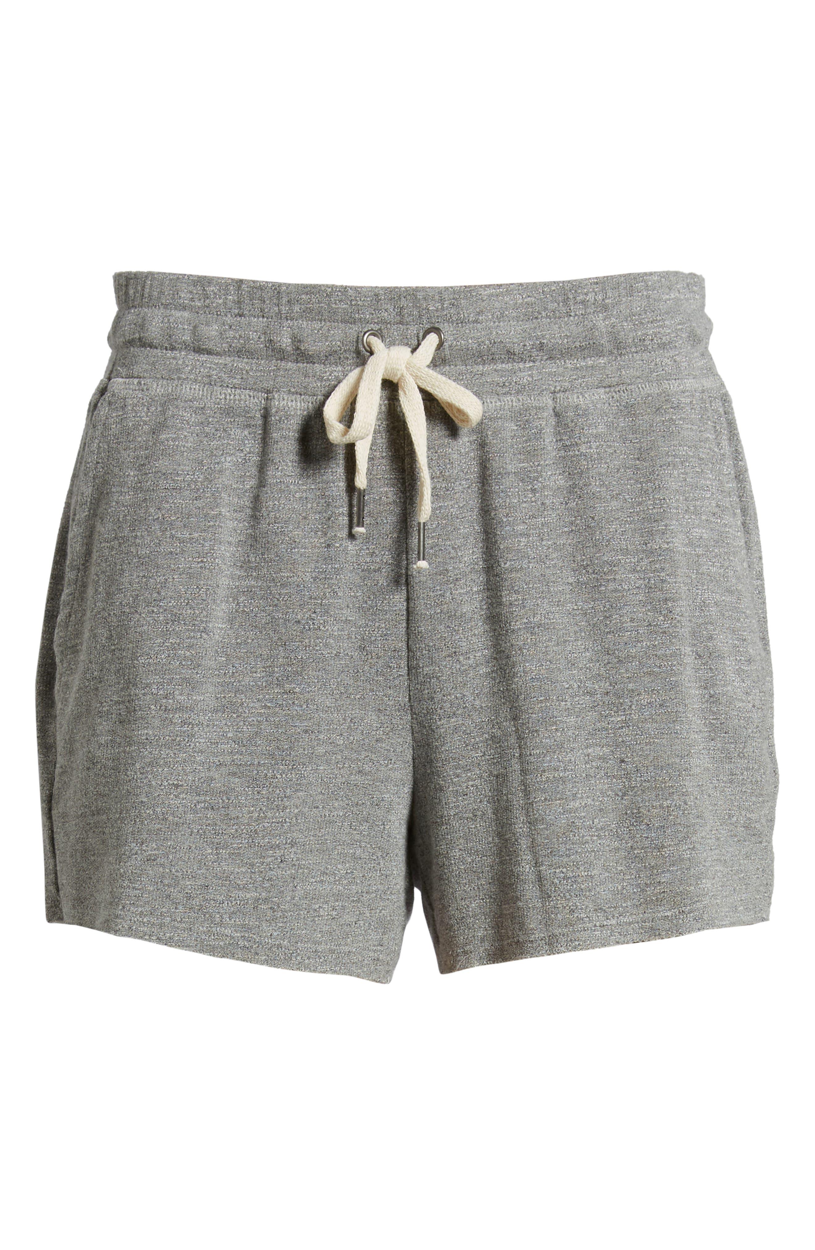Active Shorts,                             Alternate thumbnail 6, color,                             HEATHER GREY