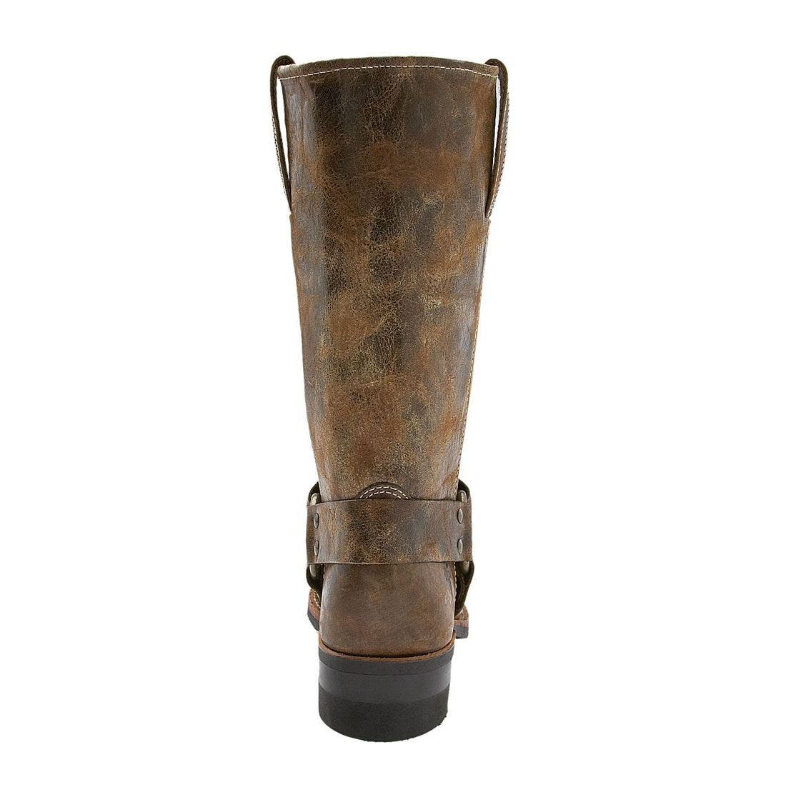 'Harness 12R Antique Vintage' Boot,                             Alternate thumbnail 3, color,                             VAT