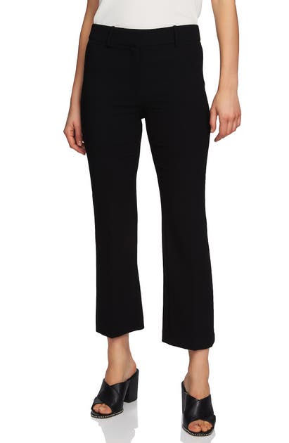 1.state Pants CREPE KICK FLARE ANKLE PANTS