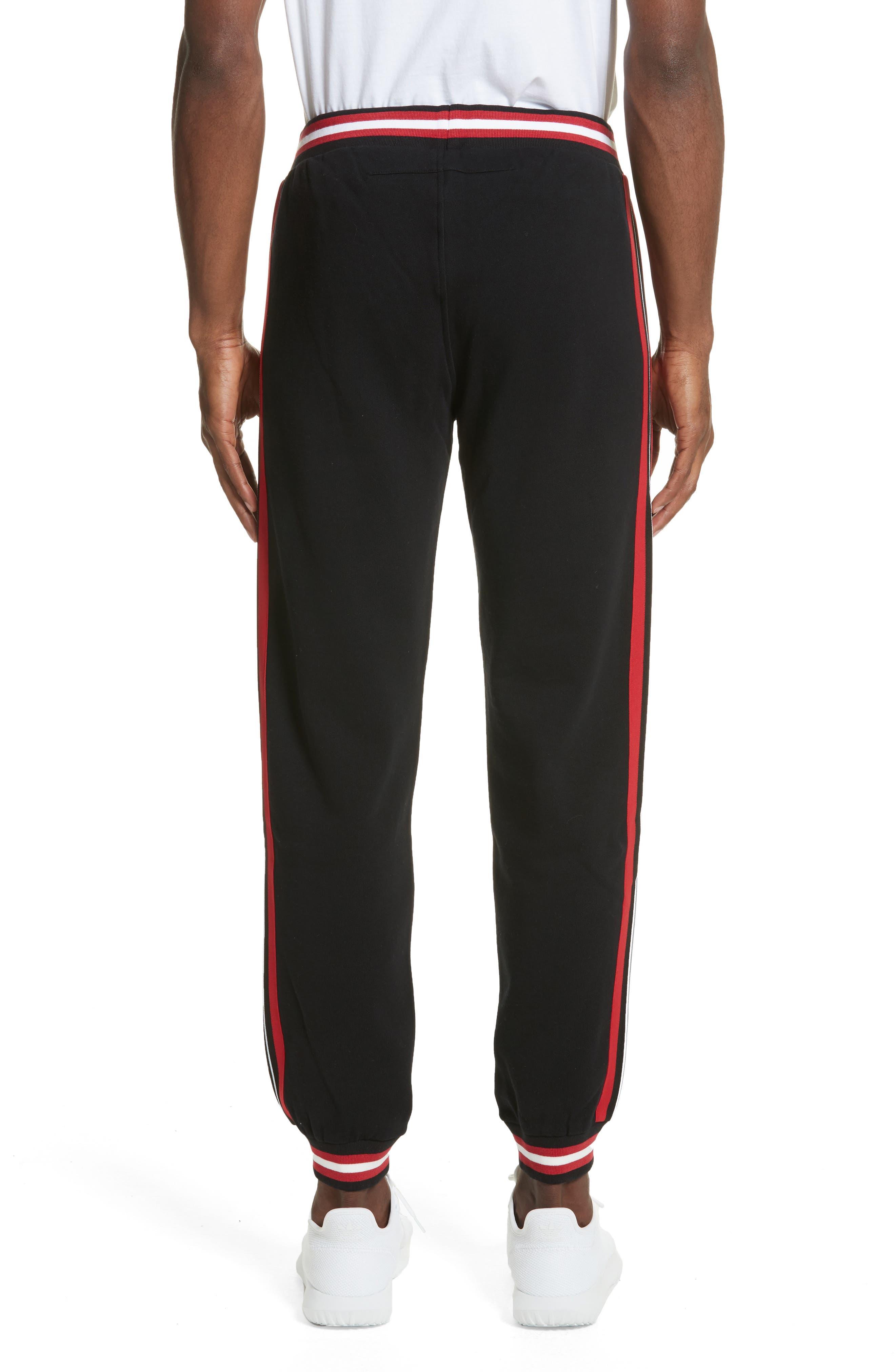 Stripe Track Pants,                             Alternate thumbnail 2, color,