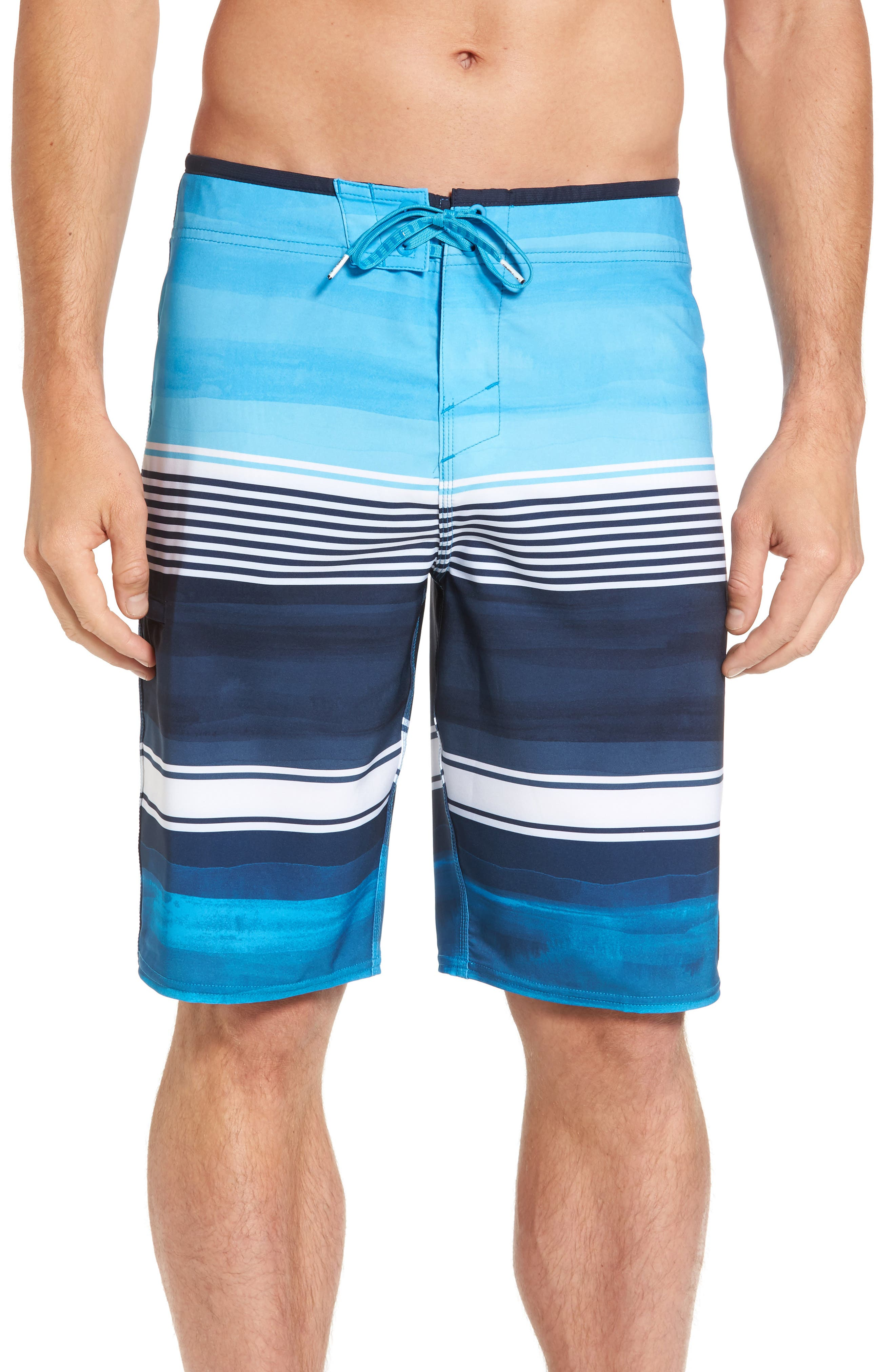 Hyperfreak Heist Board Shorts,                         Main,                         color, 410