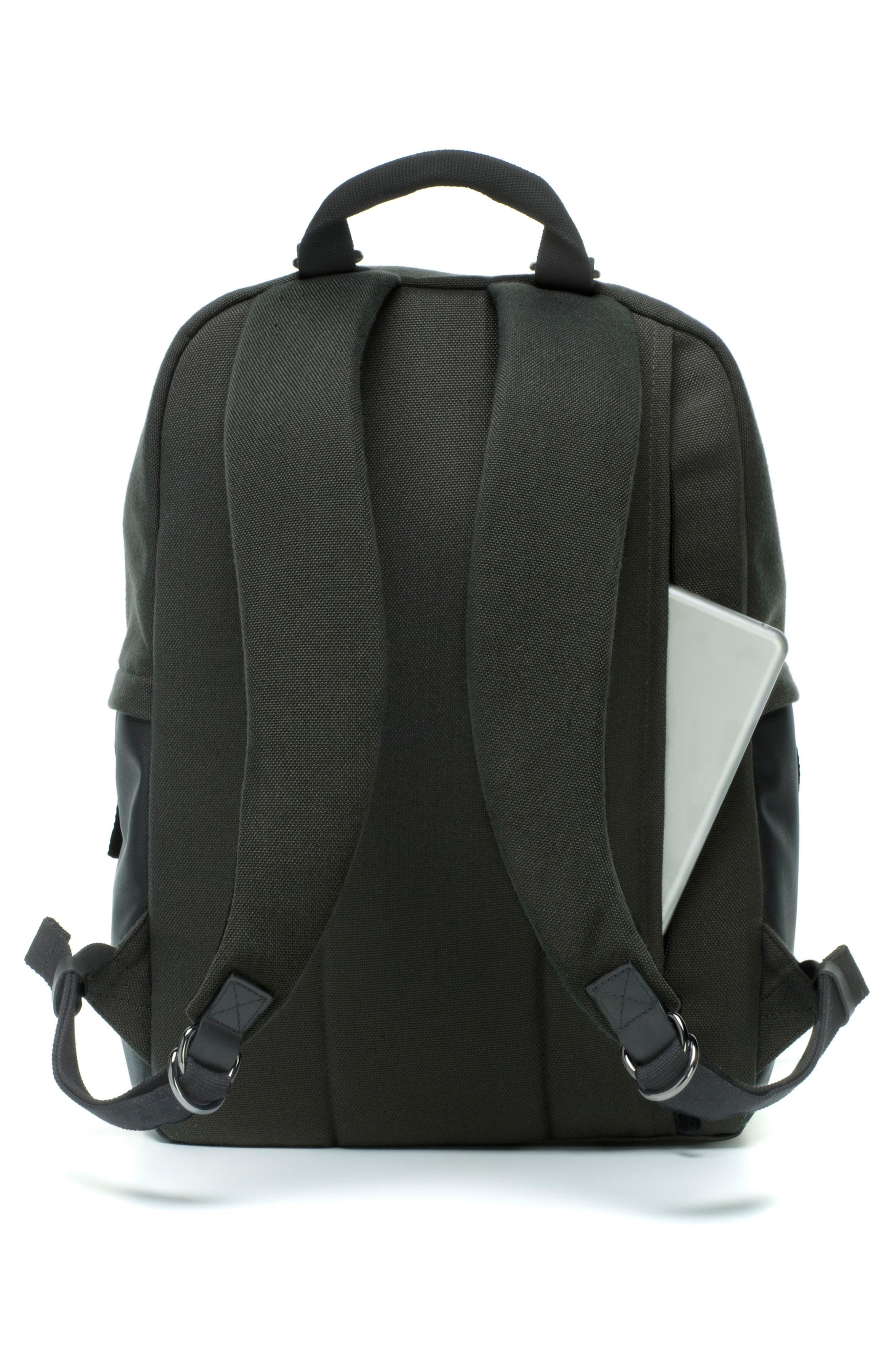 Taylor Diaper Backpack,                             Alternate thumbnail 2, color,                             BLACK