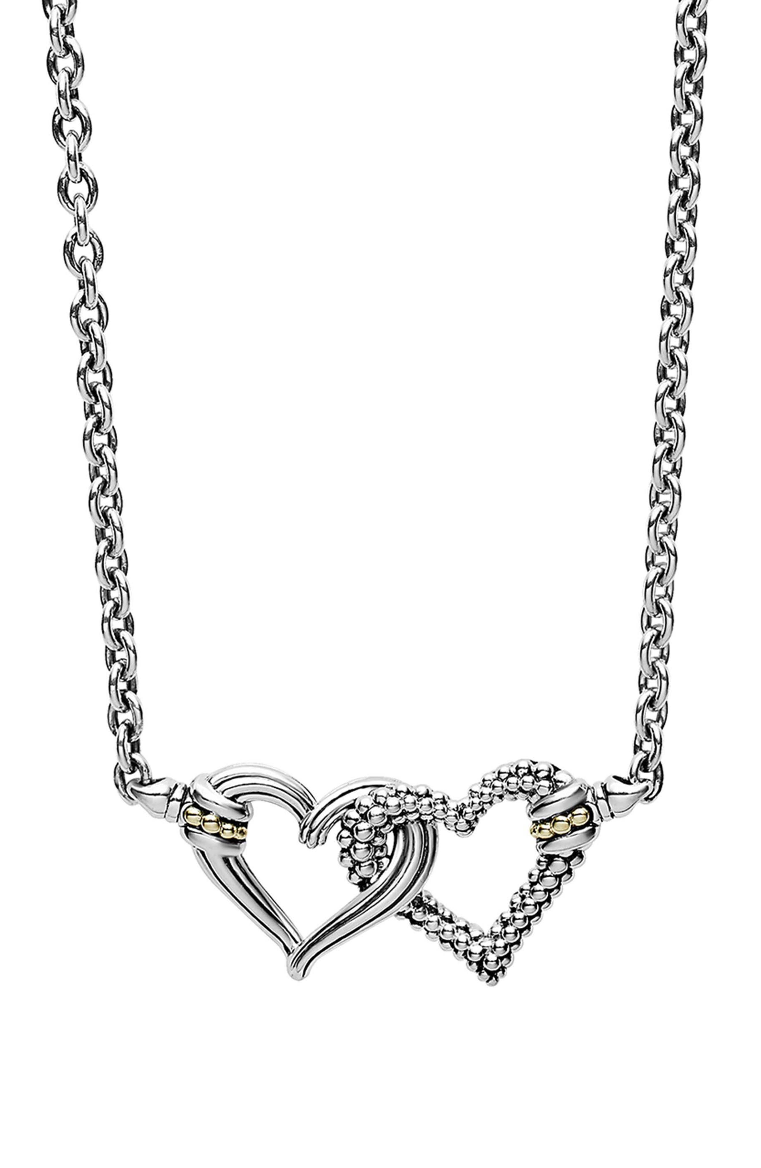 Beloved Small Station Necklace,                             Main thumbnail 1, color,                             040
