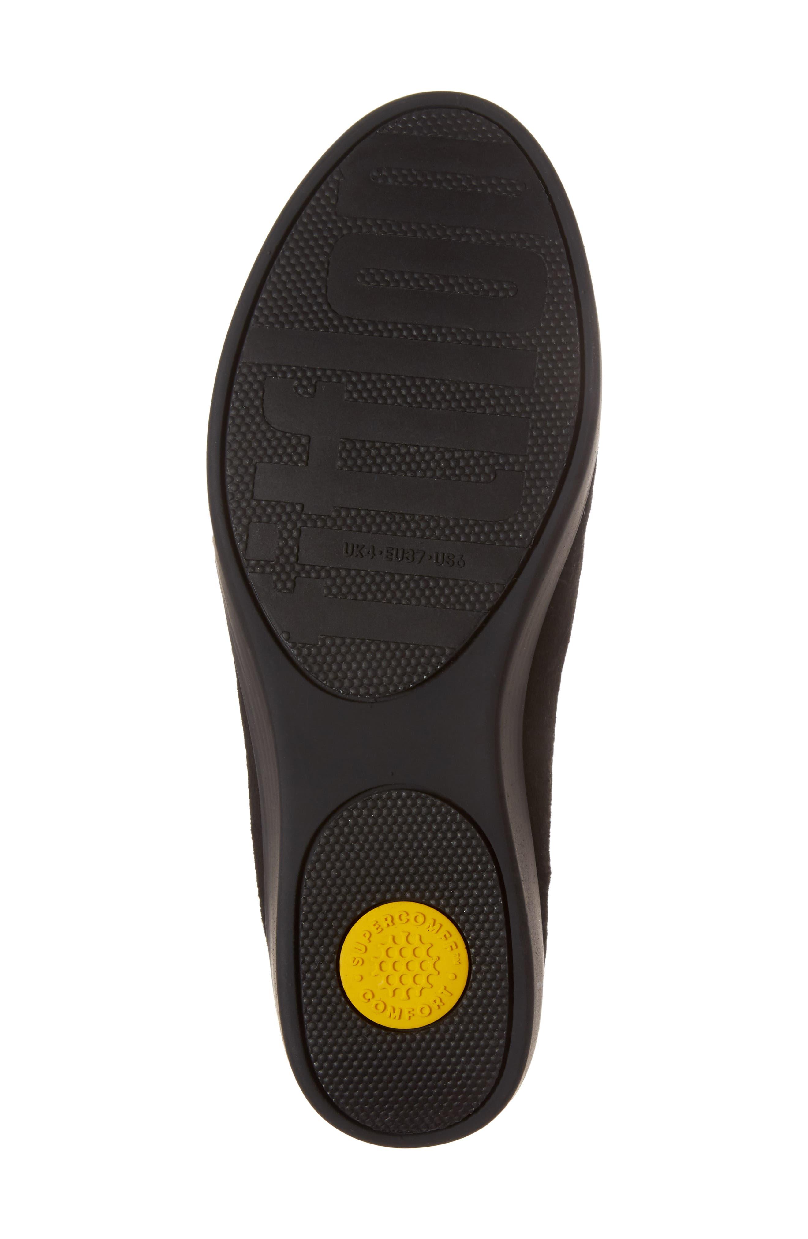 Sparkly Sneakerloafer Slip-On,                             Alternate thumbnail 6, color,                             001