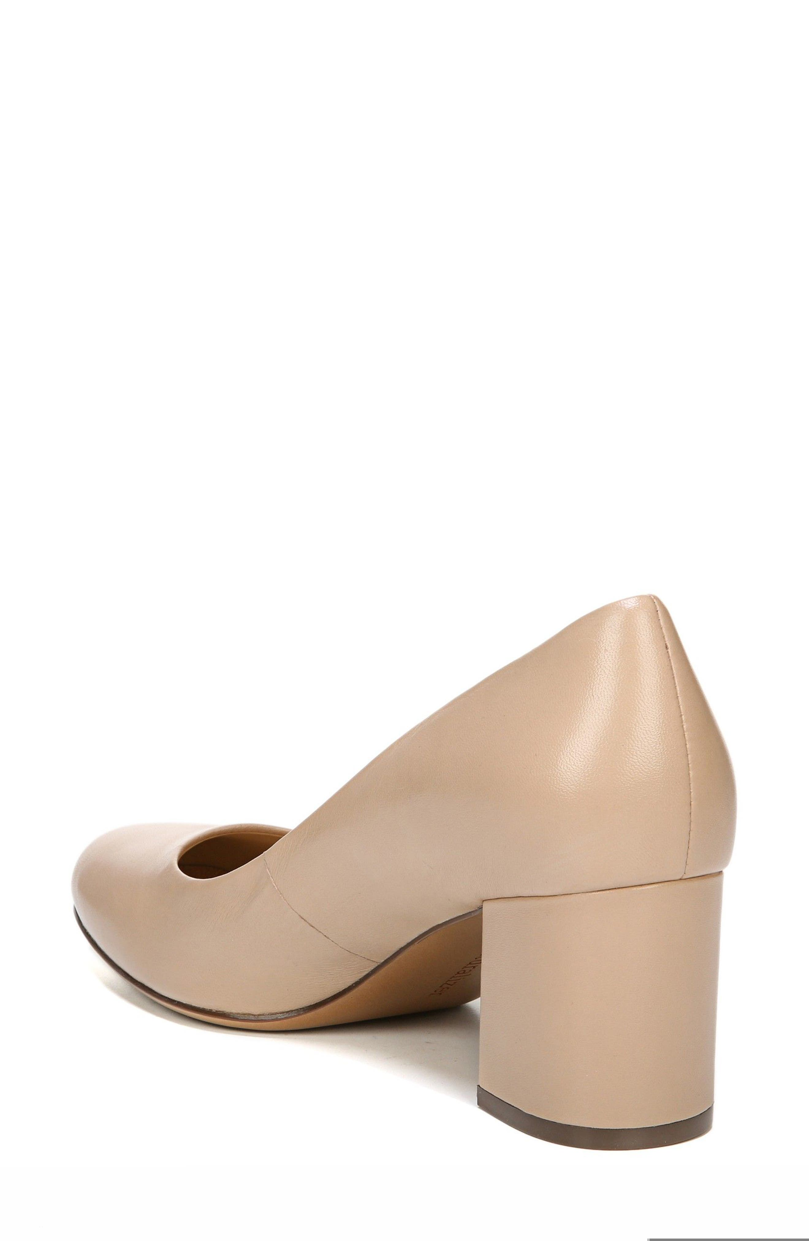 Whitney Pump,                             Alternate thumbnail 2, color,                             TENDER TAUPE LEATHER