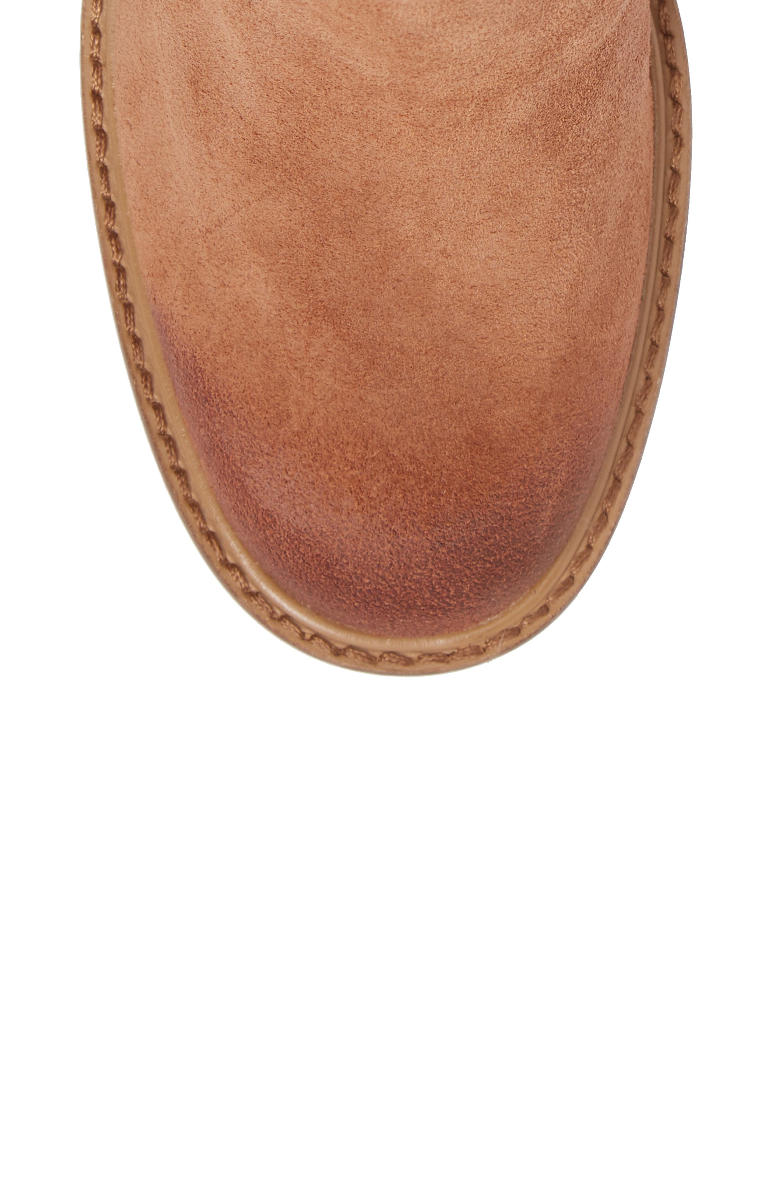 Legion Bootie with Faux Shearling Lining,                             Alternate thumbnail 10, color,