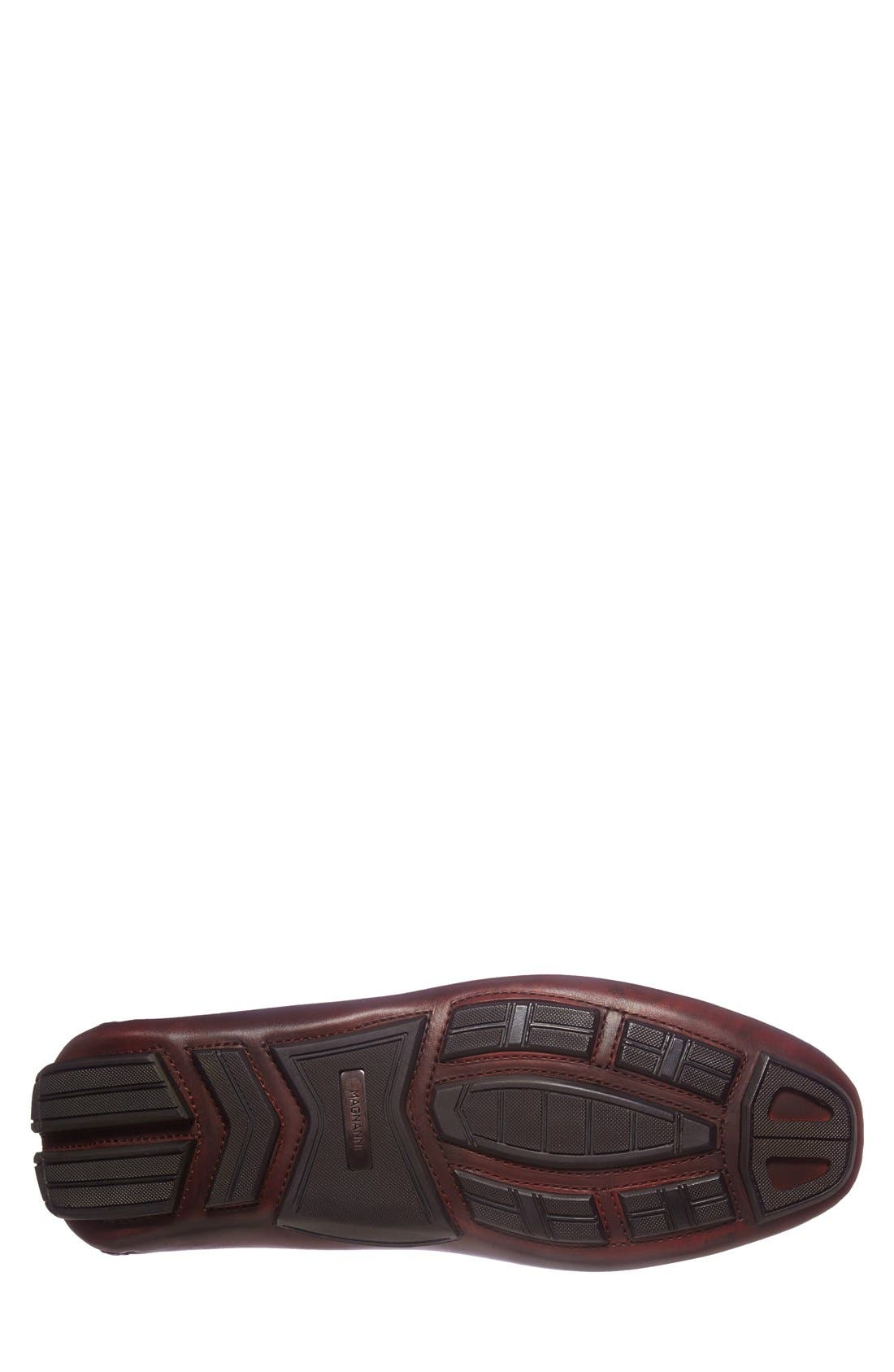 'Dylan' Leather Driving Shoe,                             Alternate thumbnail 23, color,
