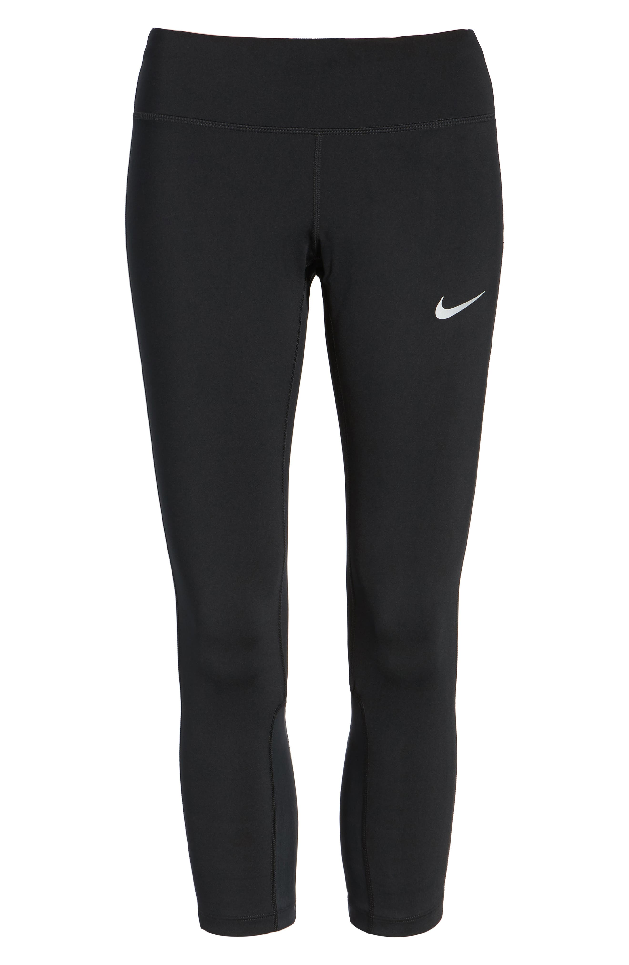 Power Epic Run Crop Tights,                             Alternate thumbnail 37, color,
