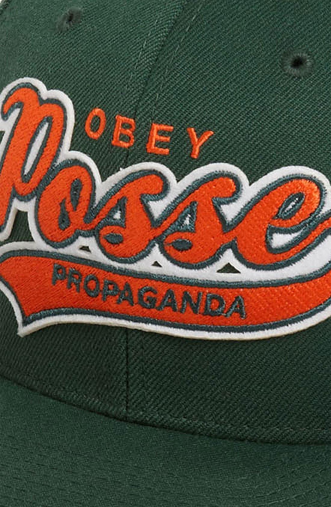 'Original on Deck' Snapback Baseball Cap,                             Alternate thumbnail 9, color,