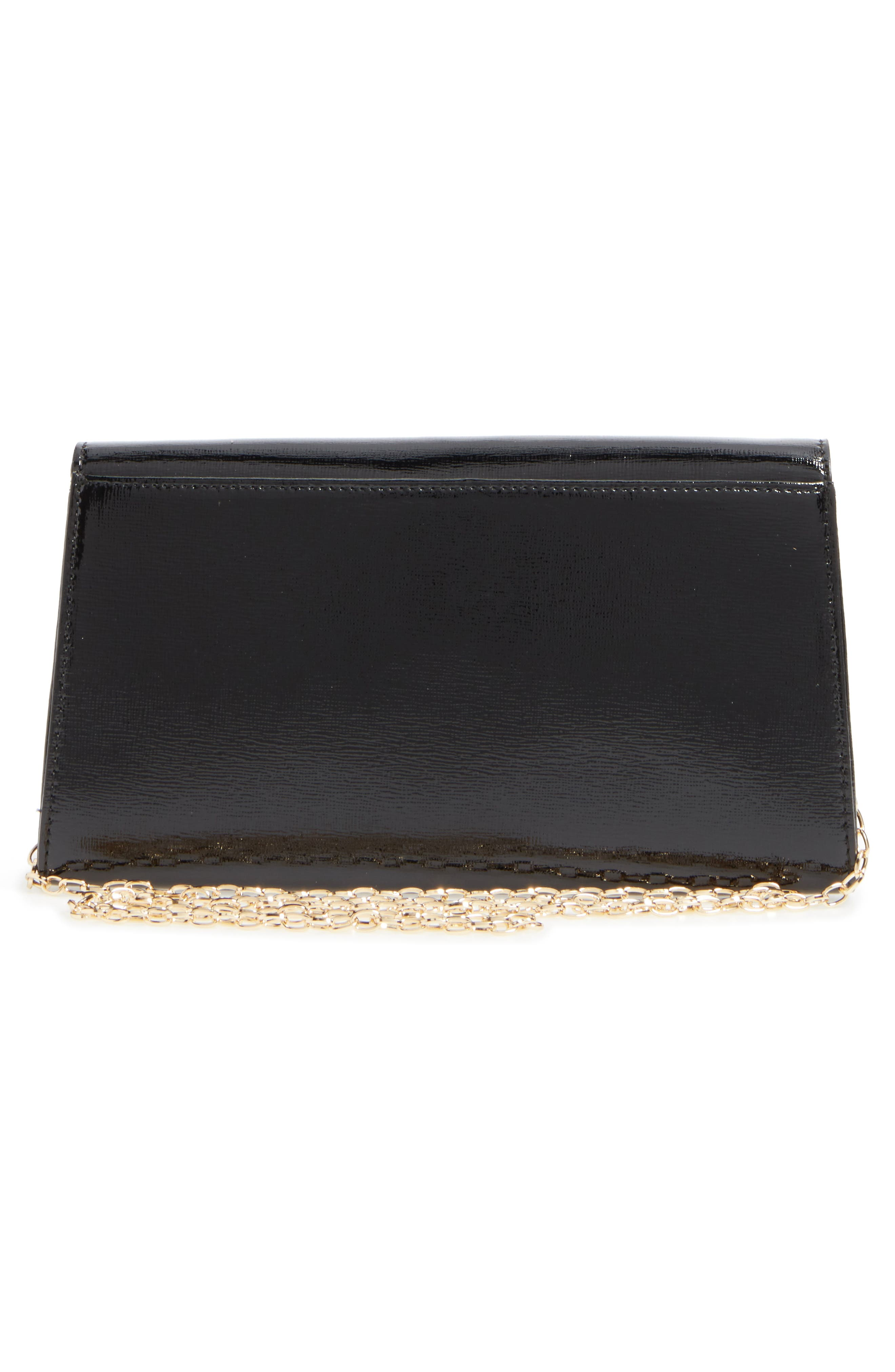 Leather Clutch,                             Alternate thumbnail 17, color,