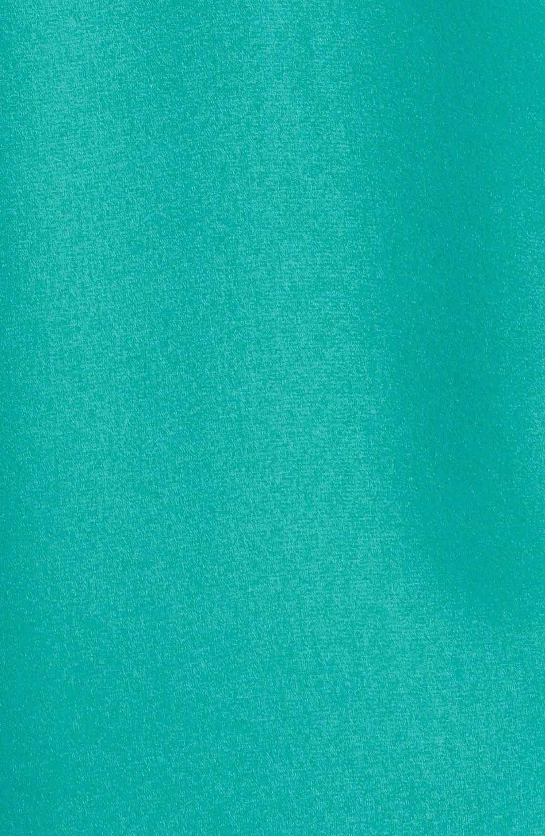 Cuff Sleeve Woven Tee,                             Alternate thumbnail 82, color,