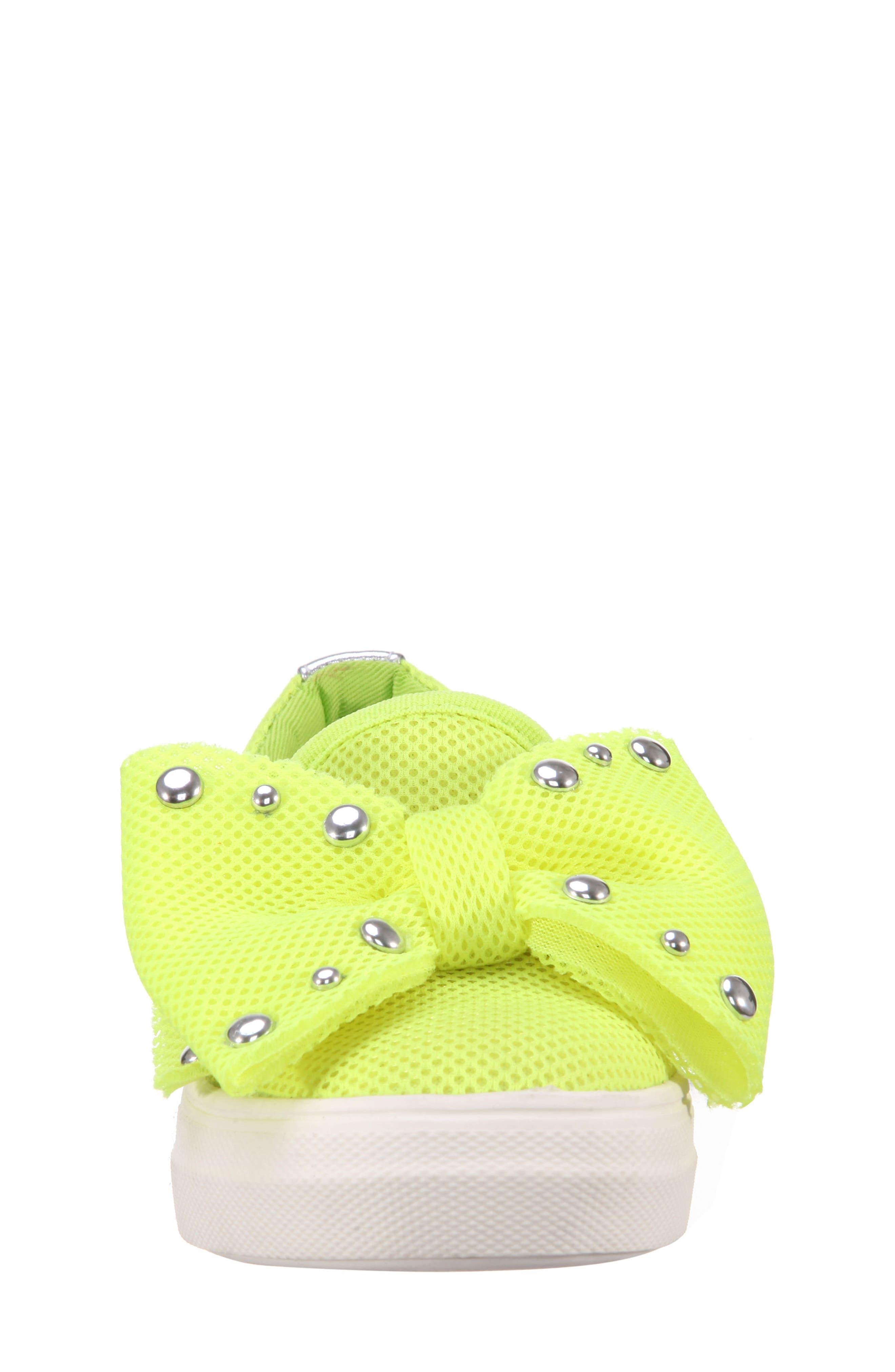 Mary Bow Slip-On Sneaker,                             Alternate thumbnail 12, color,
