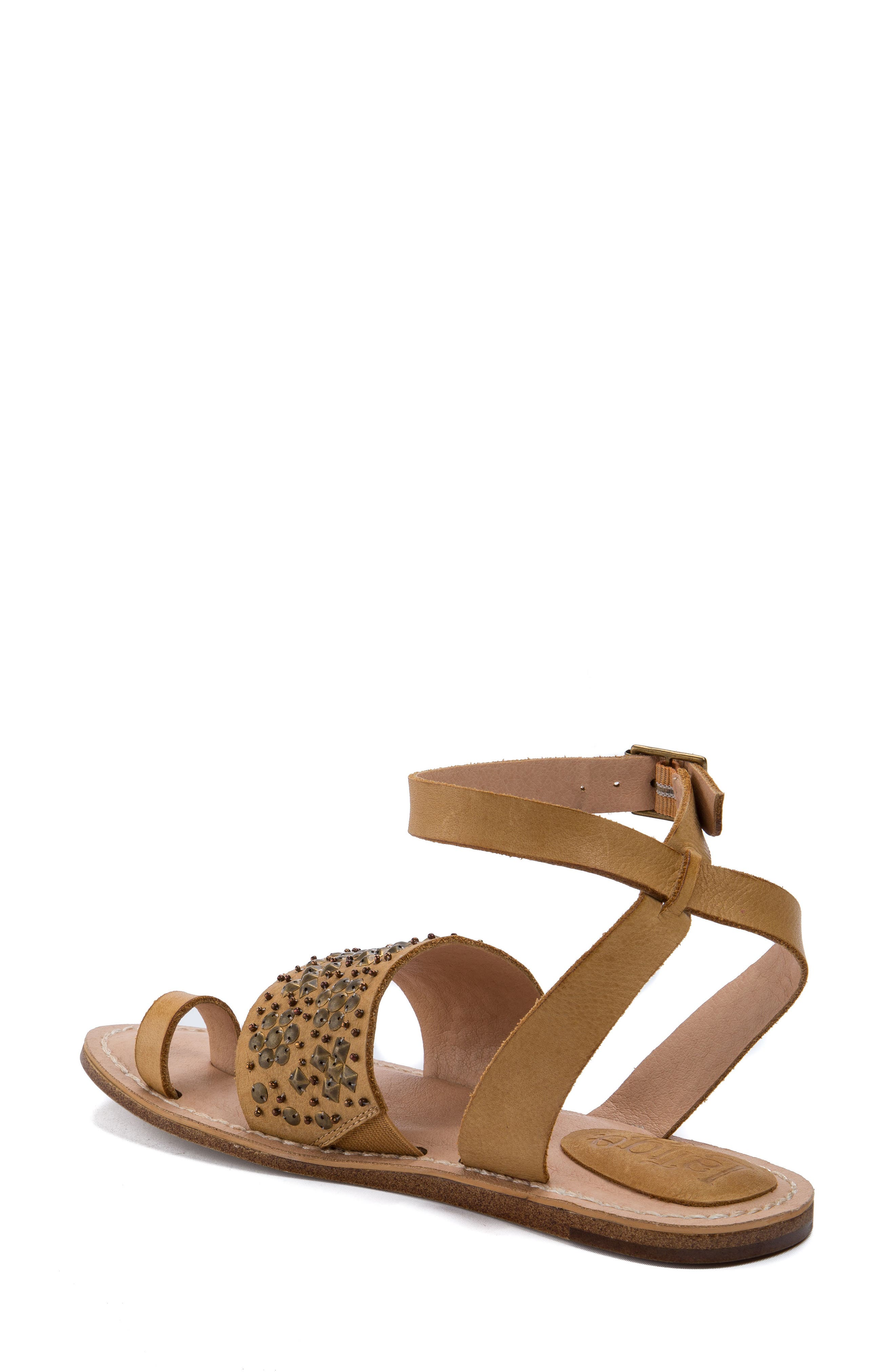 Vera Embellished Sandal,                             Alternate thumbnail 5, color,