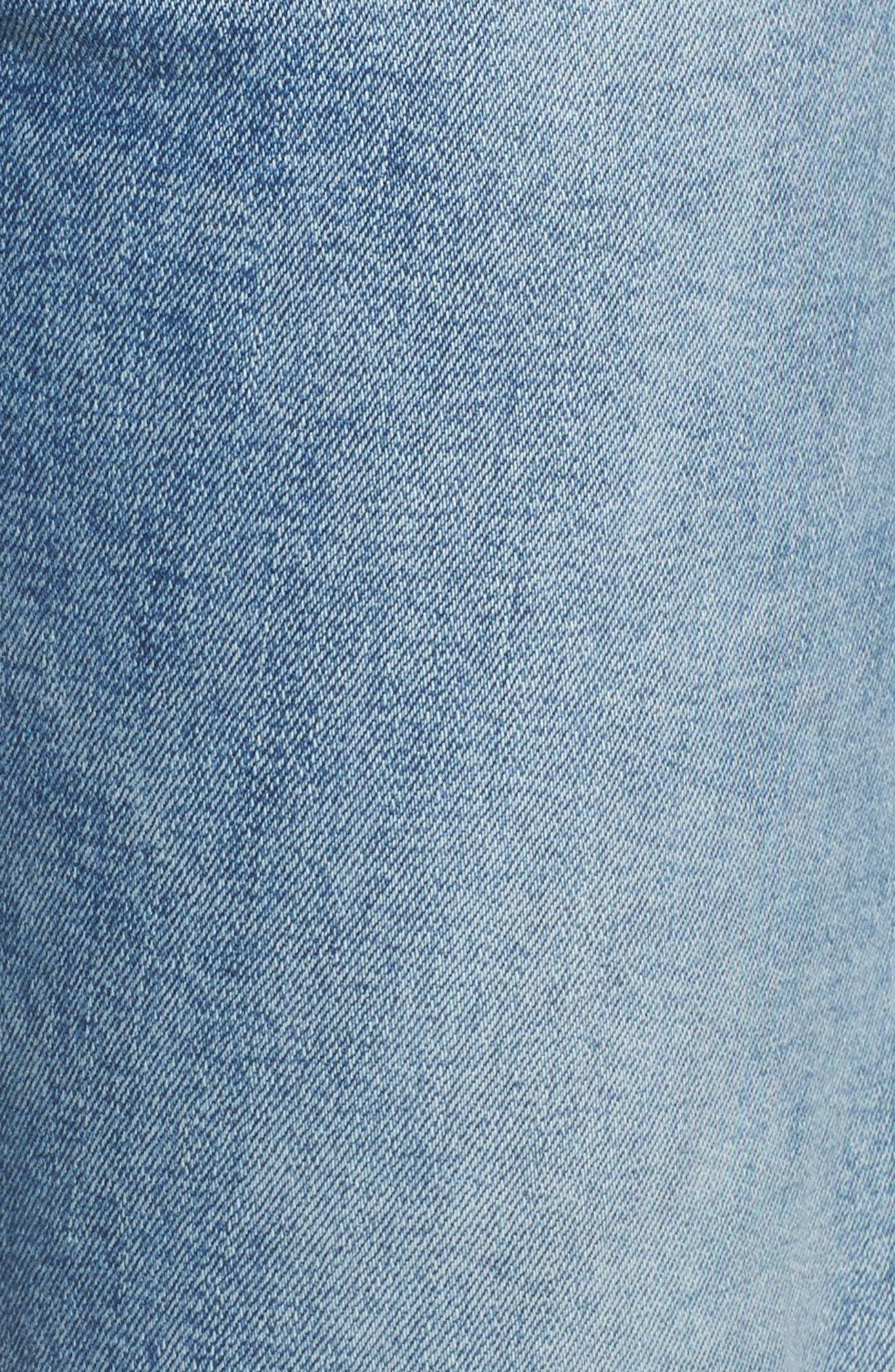 Bella Vintage Ankle Skinny Jeans,                             Alternate thumbnail 5, color,                             430