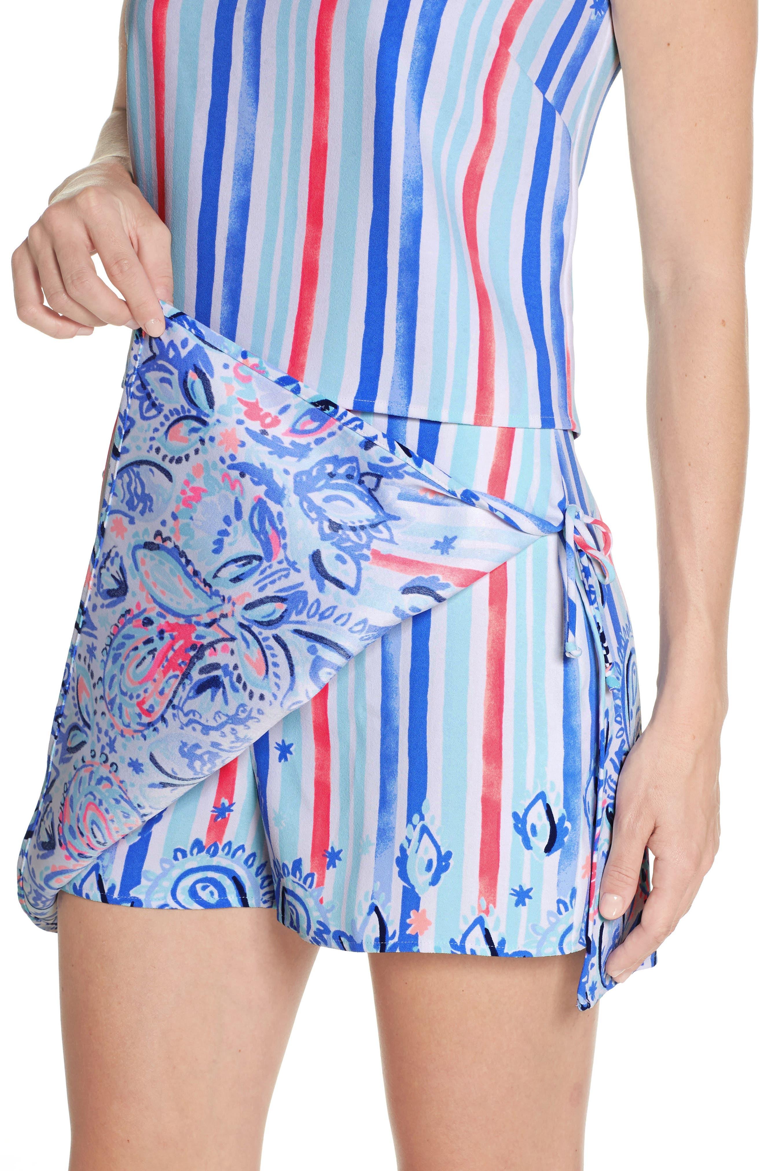Donna Romper Dress,                             Alternate thumbnail 4, color,                             455