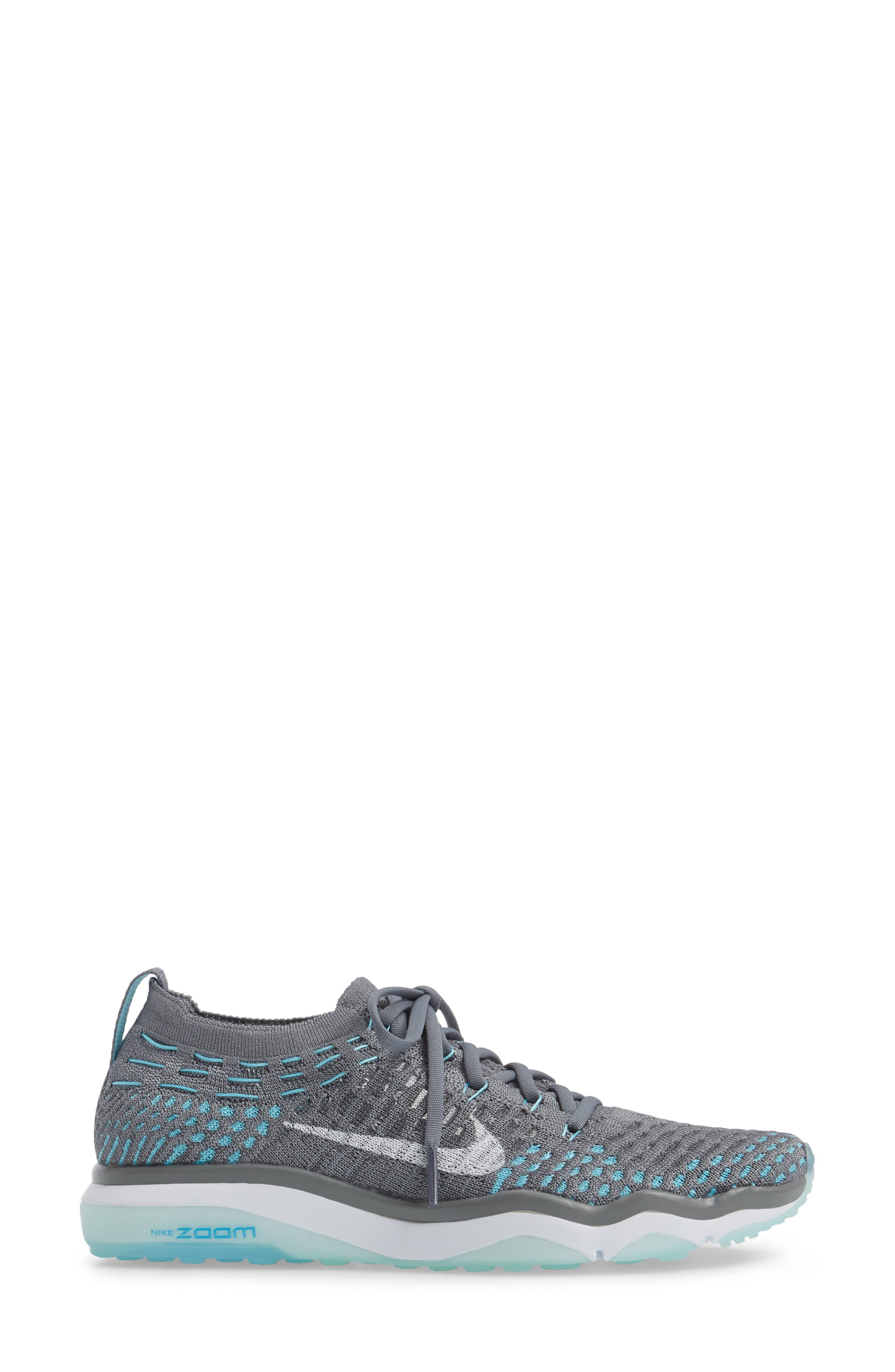 Air Zoom Fearless Flyknit Training Shoe,                             Alternate thumbnail 29, color,