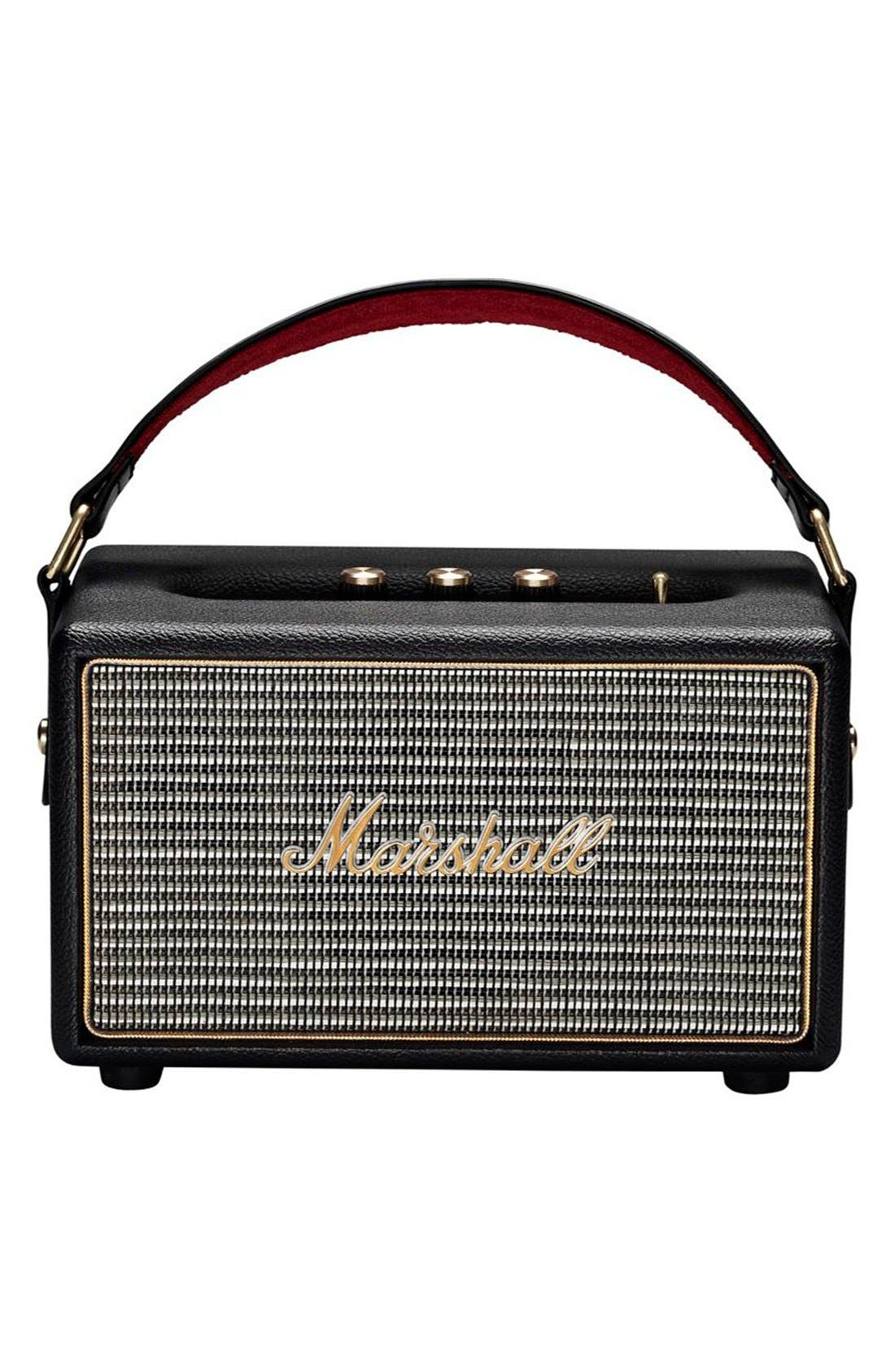 Kilburn Portable Bluetooth<sup>®</sup> Speaker,                             Main thumbnail 1, color,                             001