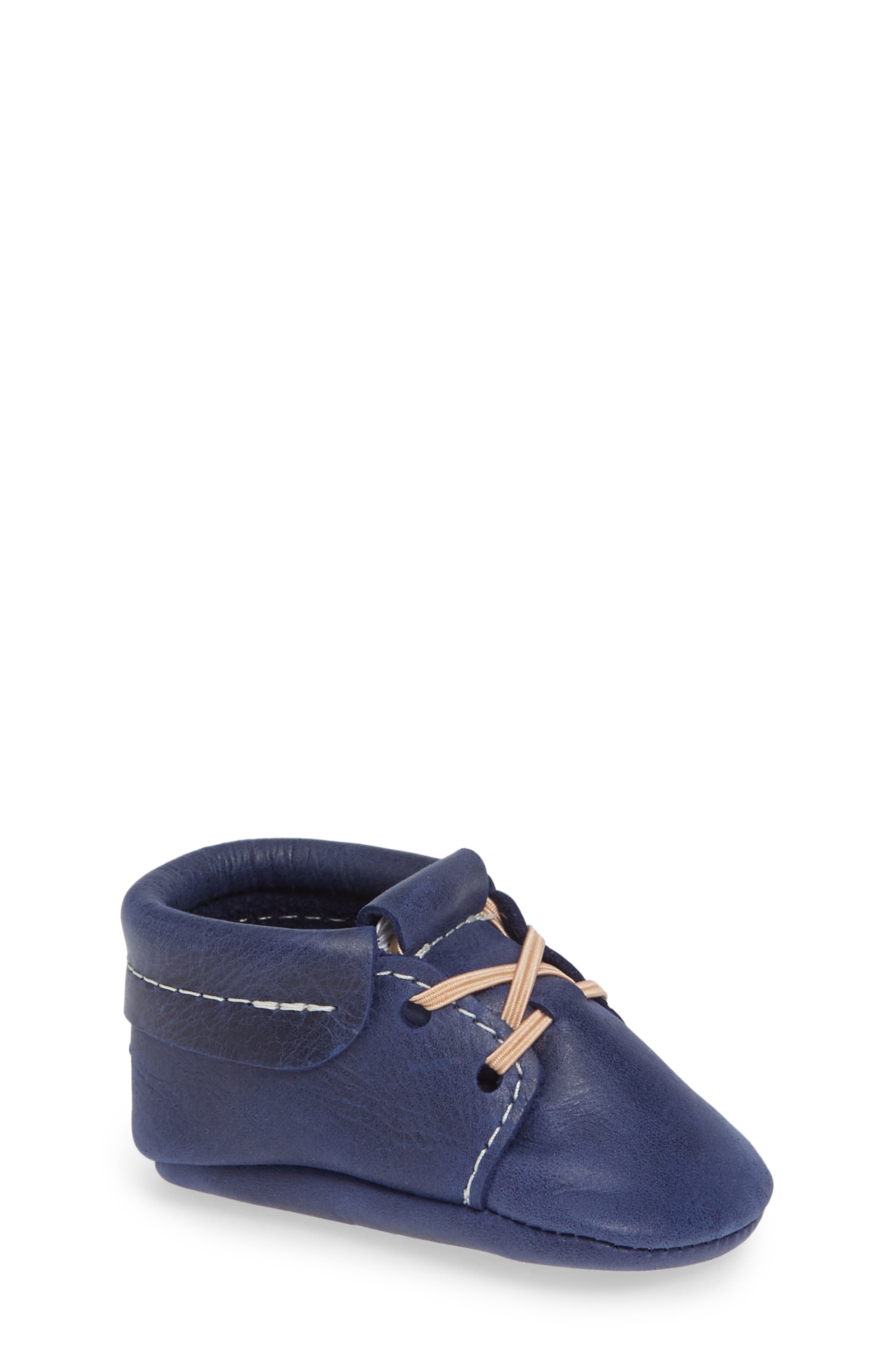 City Leather Moccasin,                             Main thumbnail 1, color,                             410