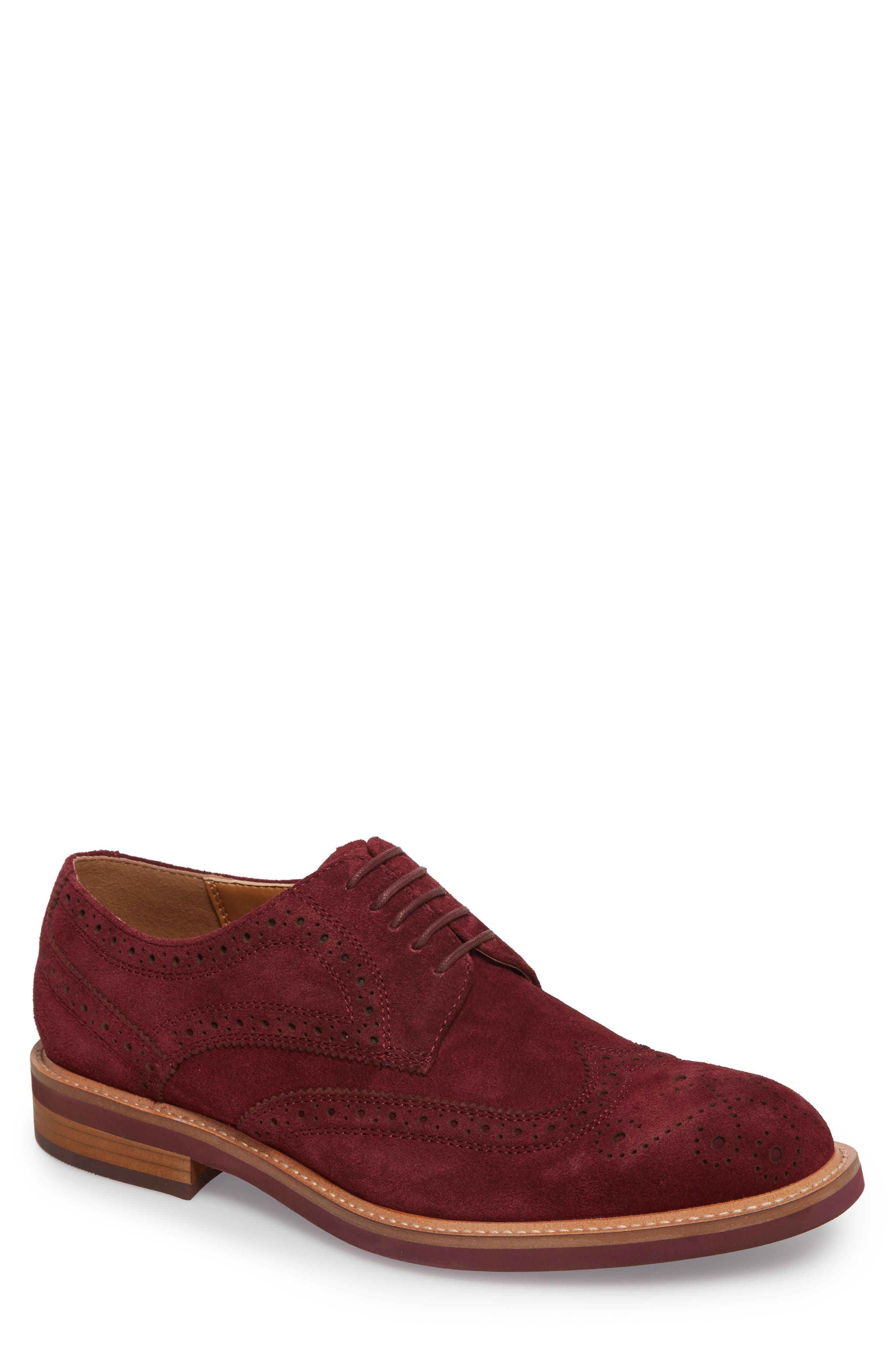 Kenneth Cole Reaction Wingtip,                             Main thumbnail 4, color,