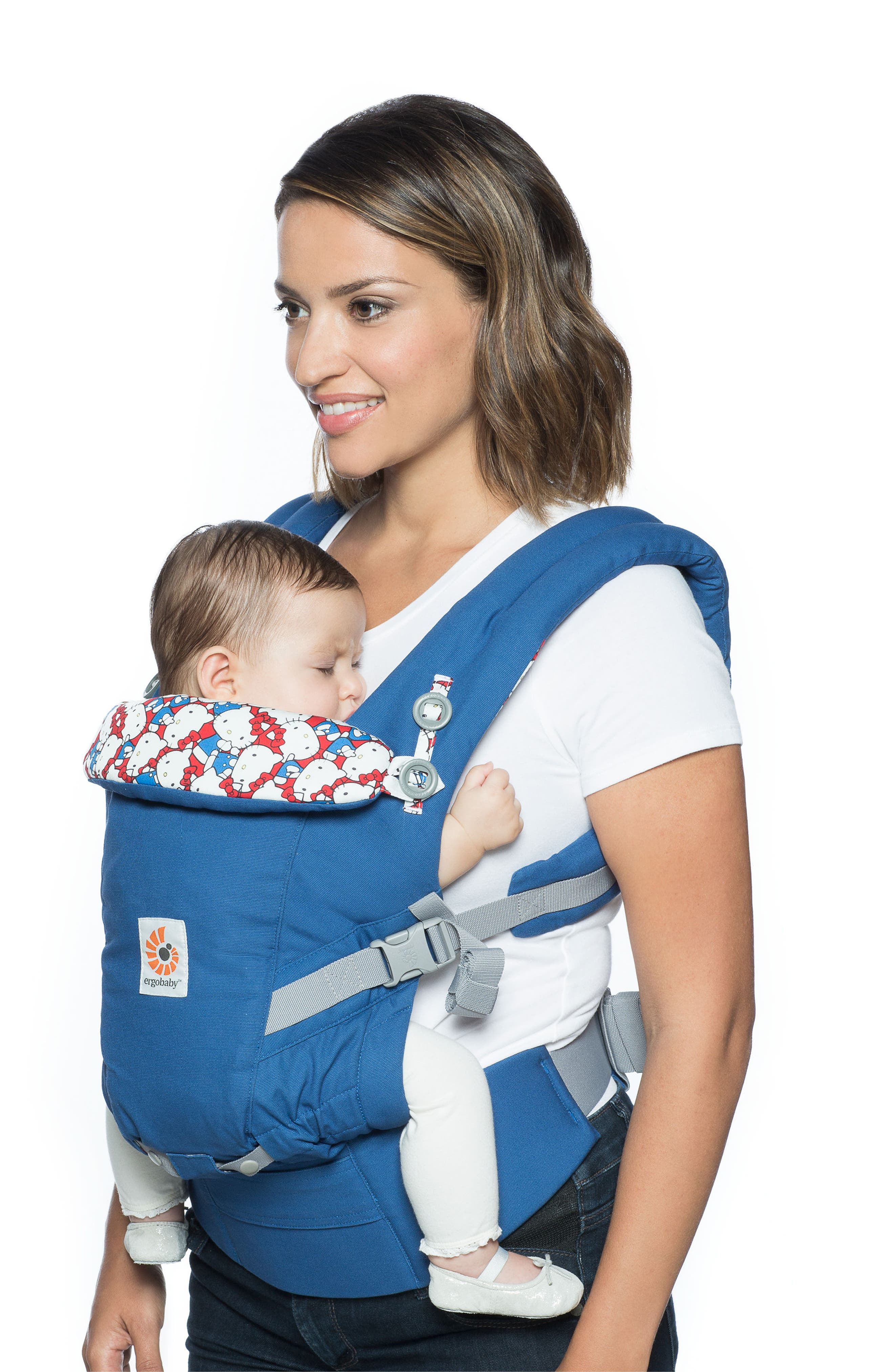 x Hello Kitty<sup>®</sup> Limited Edition Three Position ADAPT Baby Carrier,                             Alternate thumbnail 3, color,                             400