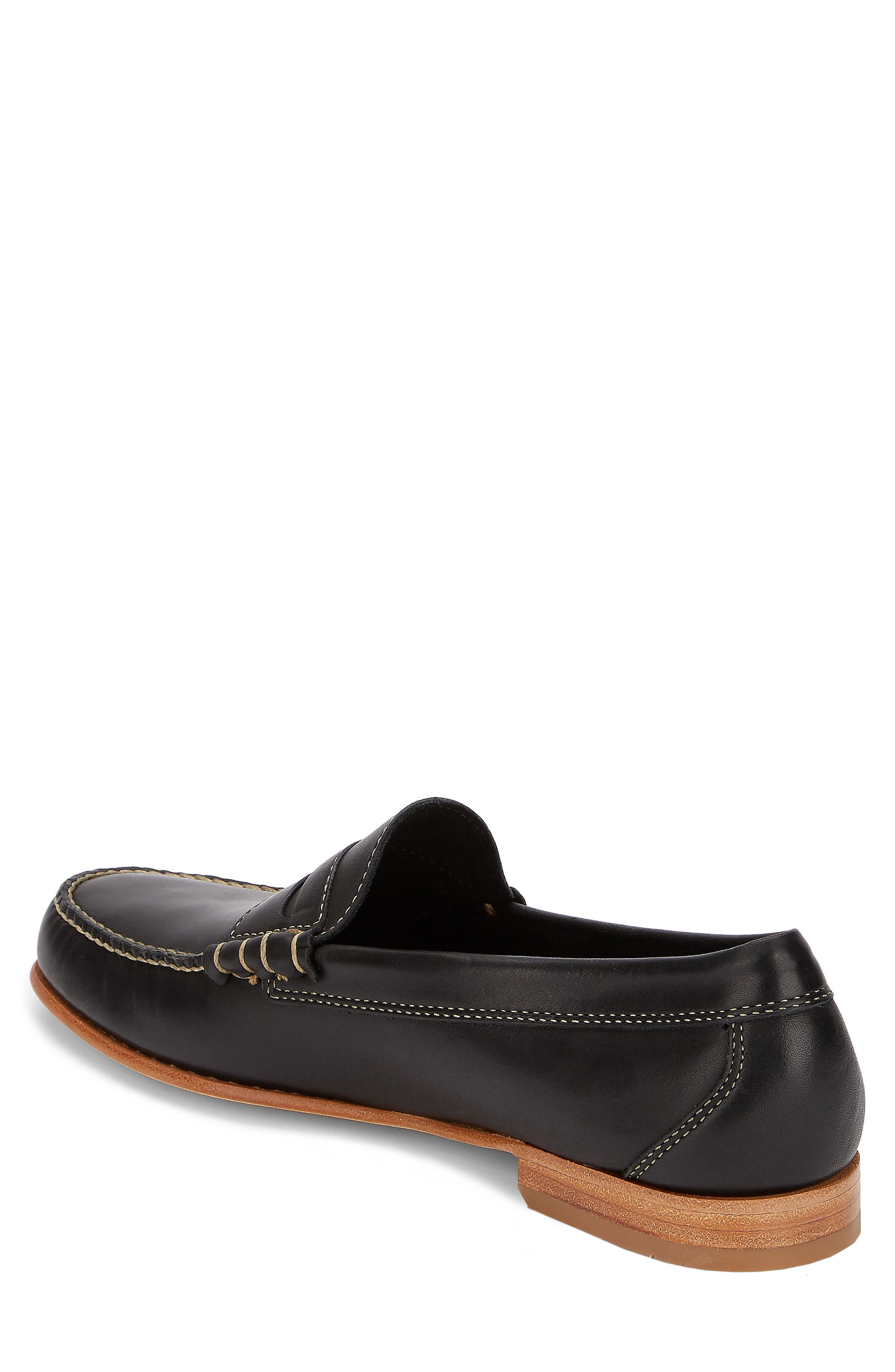 Weejuns Lambert Penny Loafer,                             Alternate thumbnail 2, color,                             001