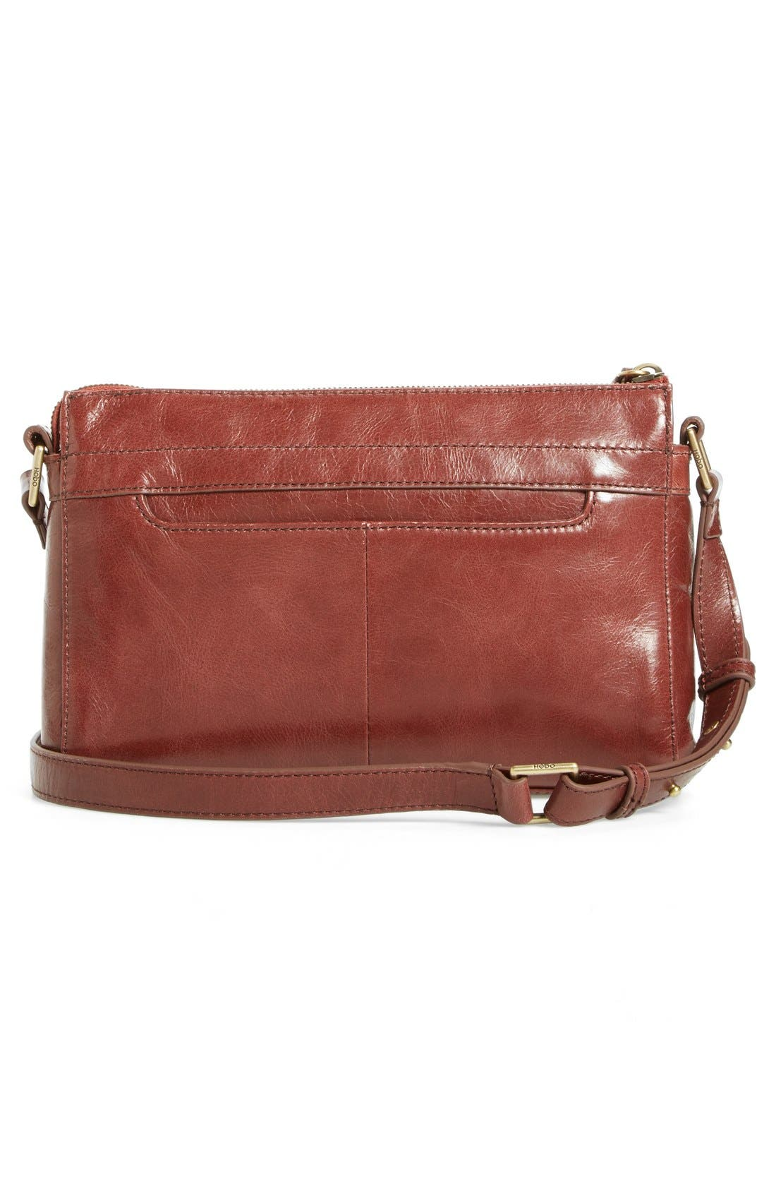 Tobey Leather Crossbody Bag,                             Alternate thumbnail 32, color,