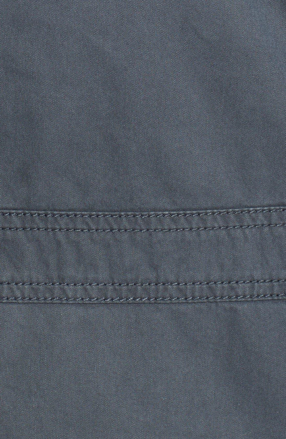 Front Zip Field Jacket,                             Alternate thumbnail 3, color,                             021