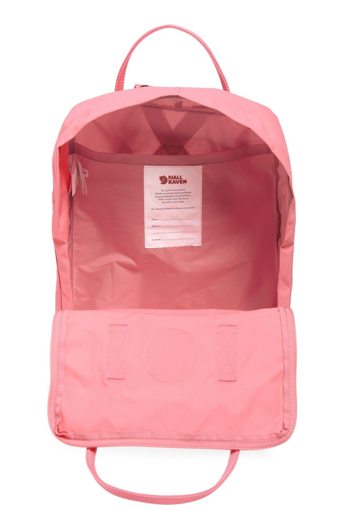 'Kånken' Water Resistant Backpack,                             Alternate thumbnail 294, color,