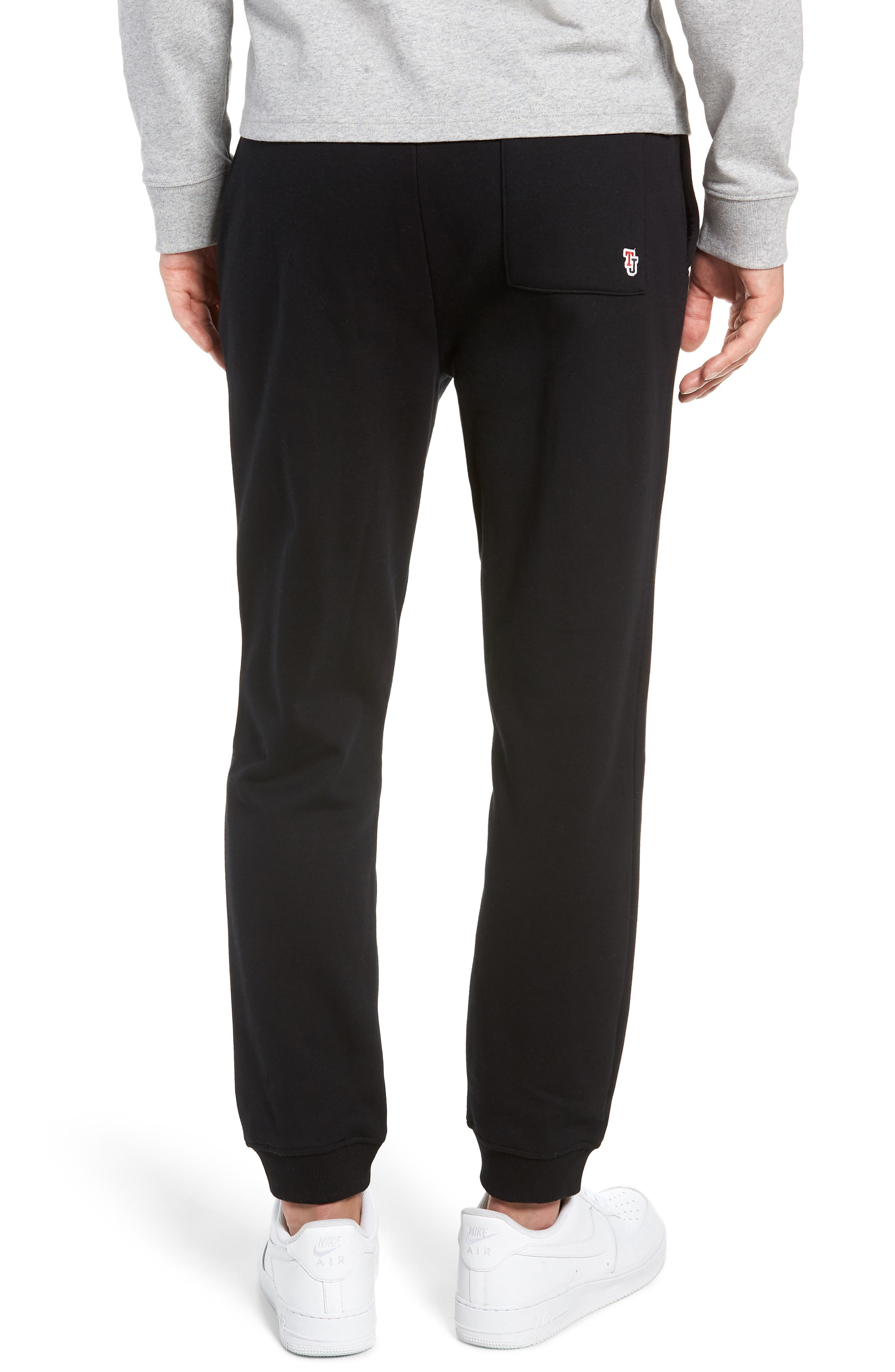 TJM Classics Sweatpants,                             Alternate thumbnail 2, color,                             TOMMY BLACK