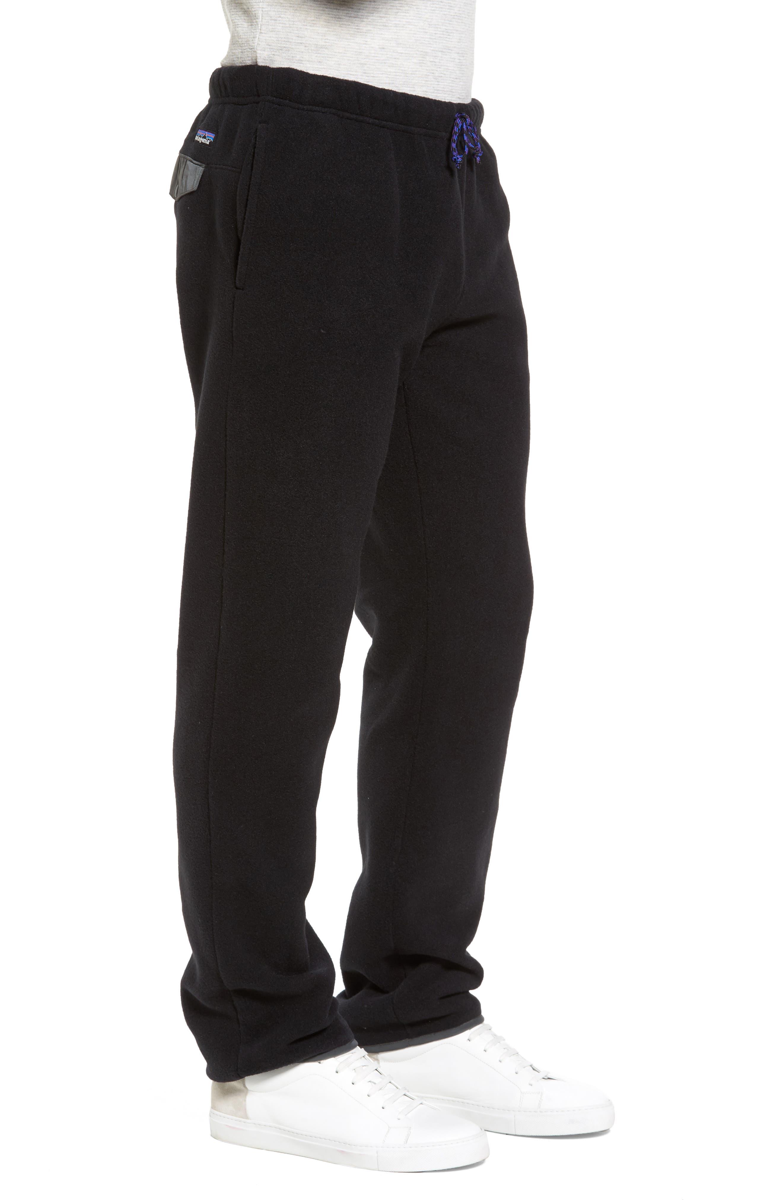 Synchilla<sup>®</sup> Fleece Pants,                             Alternate thumbnail 3, color,                             001