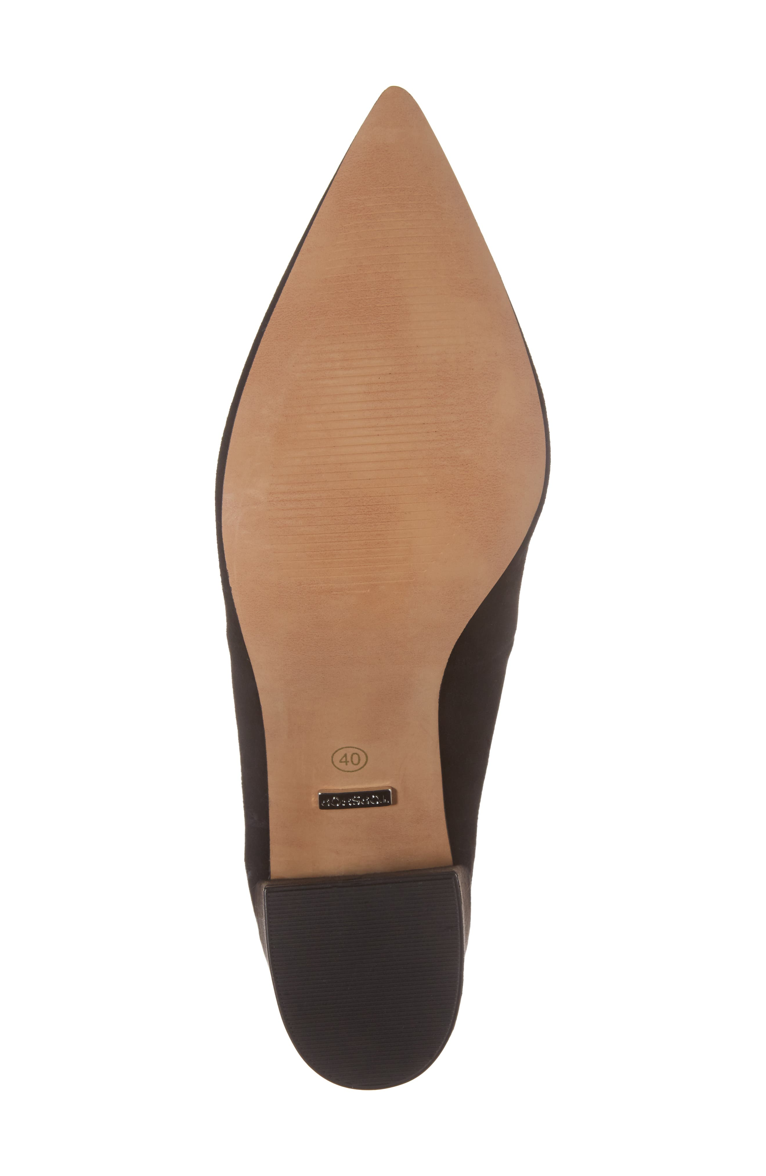 Greatal Pointy Toe Pump,                             Alternate thumbnail 6, color,                             001