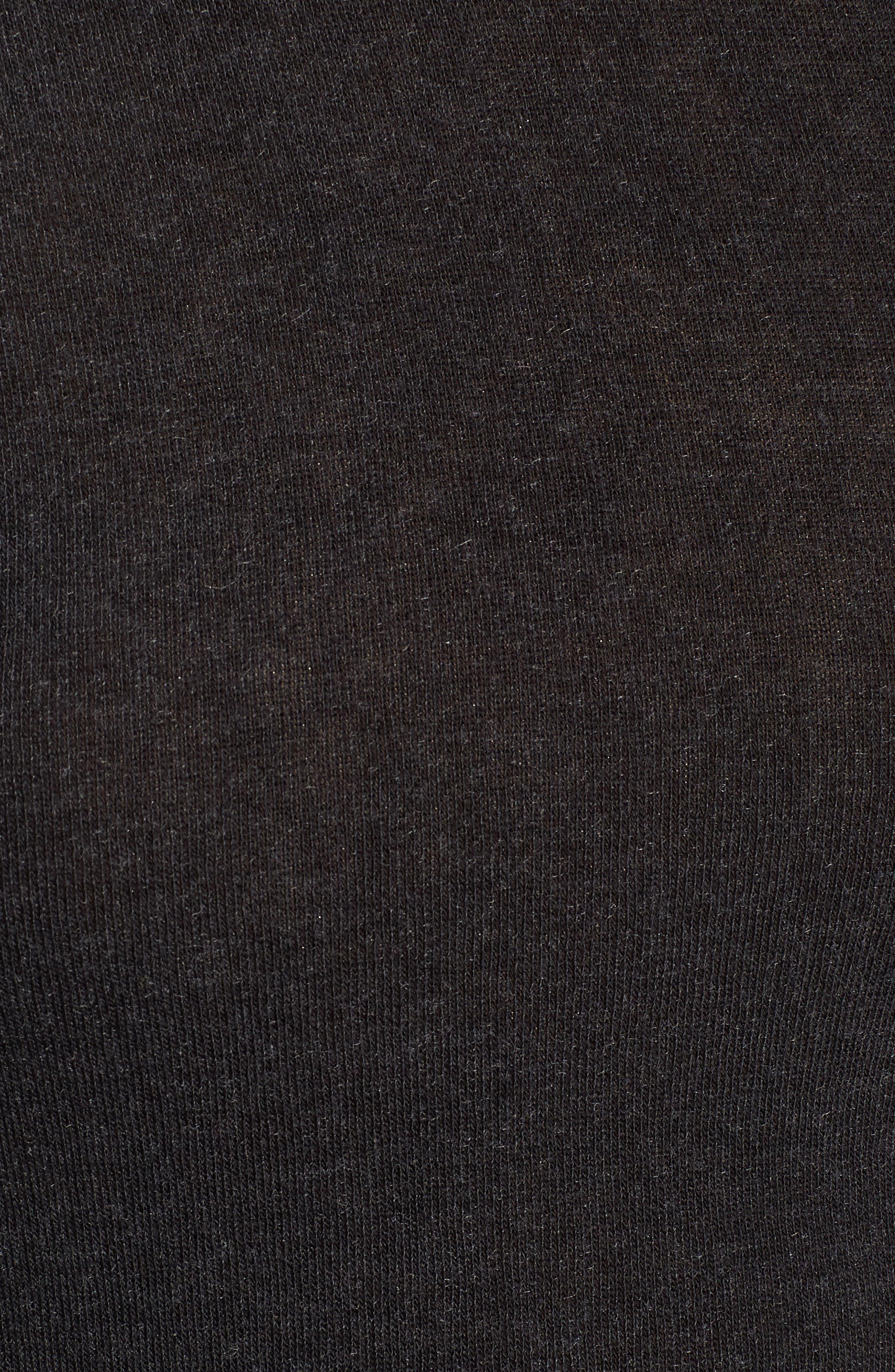 Long Sleeve Tee,                             Alternate thumbnail 5, color,                             001