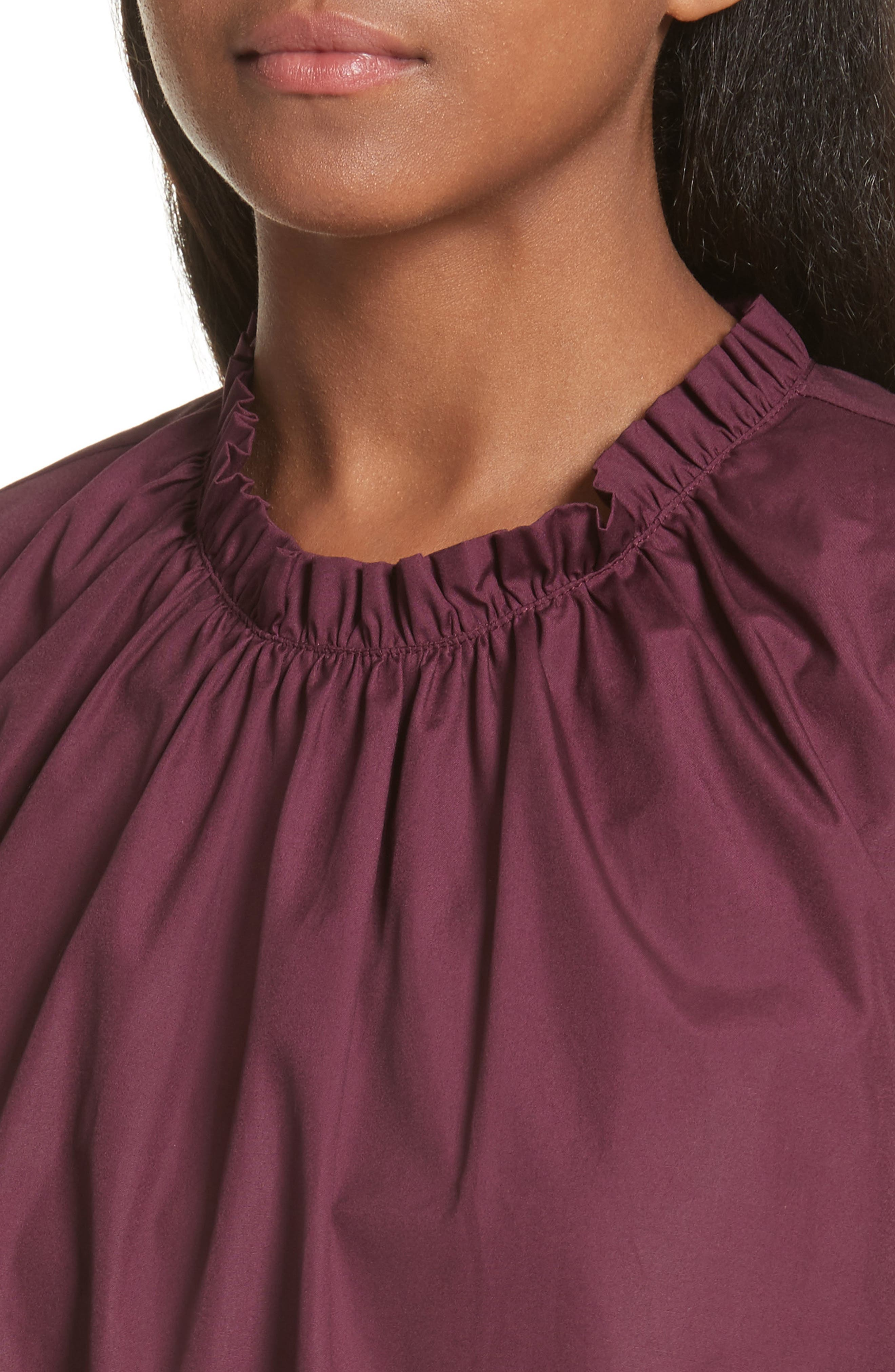 Ezmay Tiered Shift Dress,                             Alternate thumbnail 4, color,                             930