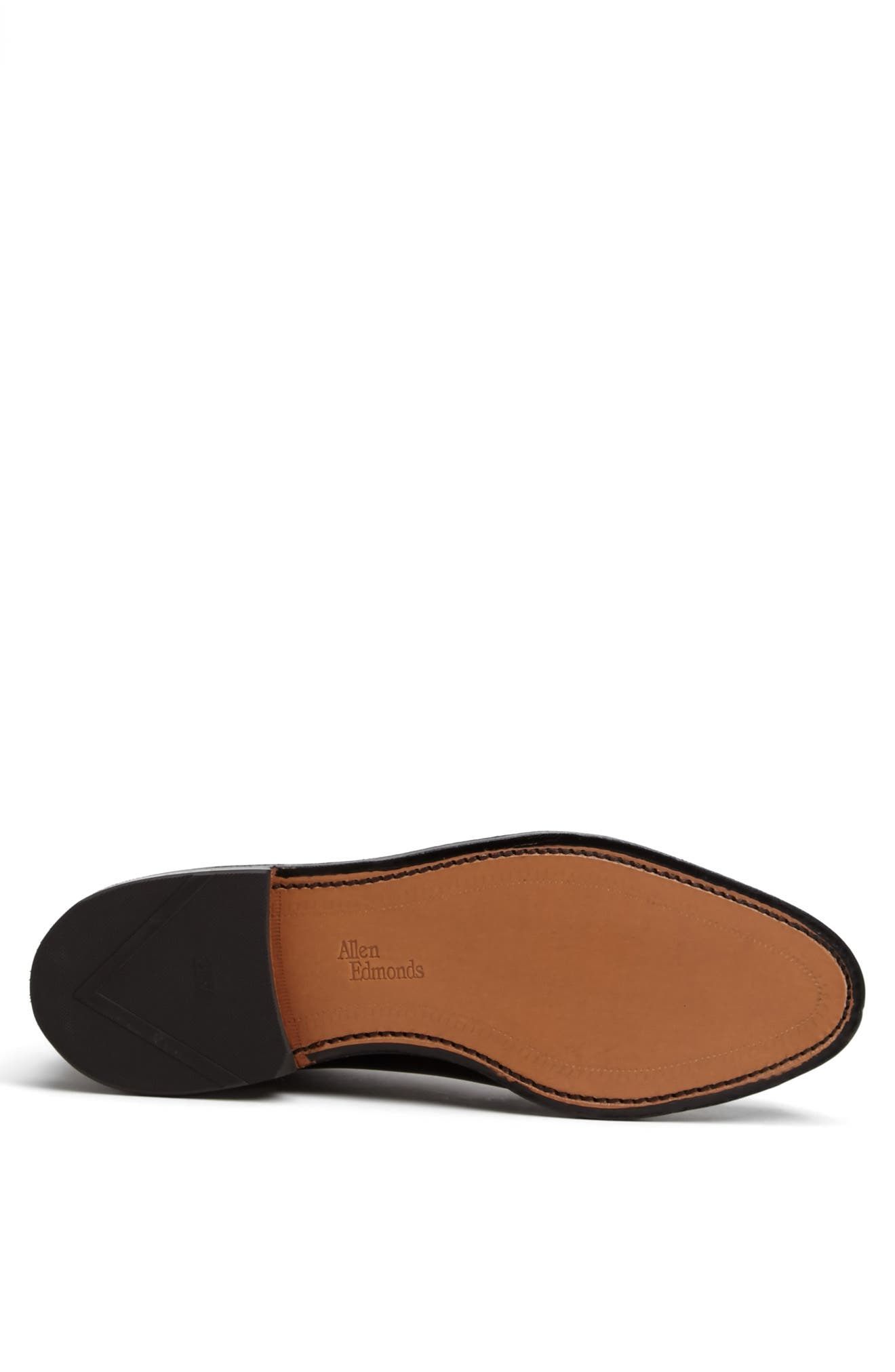 Delray Split Toe Derby,                             Alternate thumbnail 4, color,                             BLACK