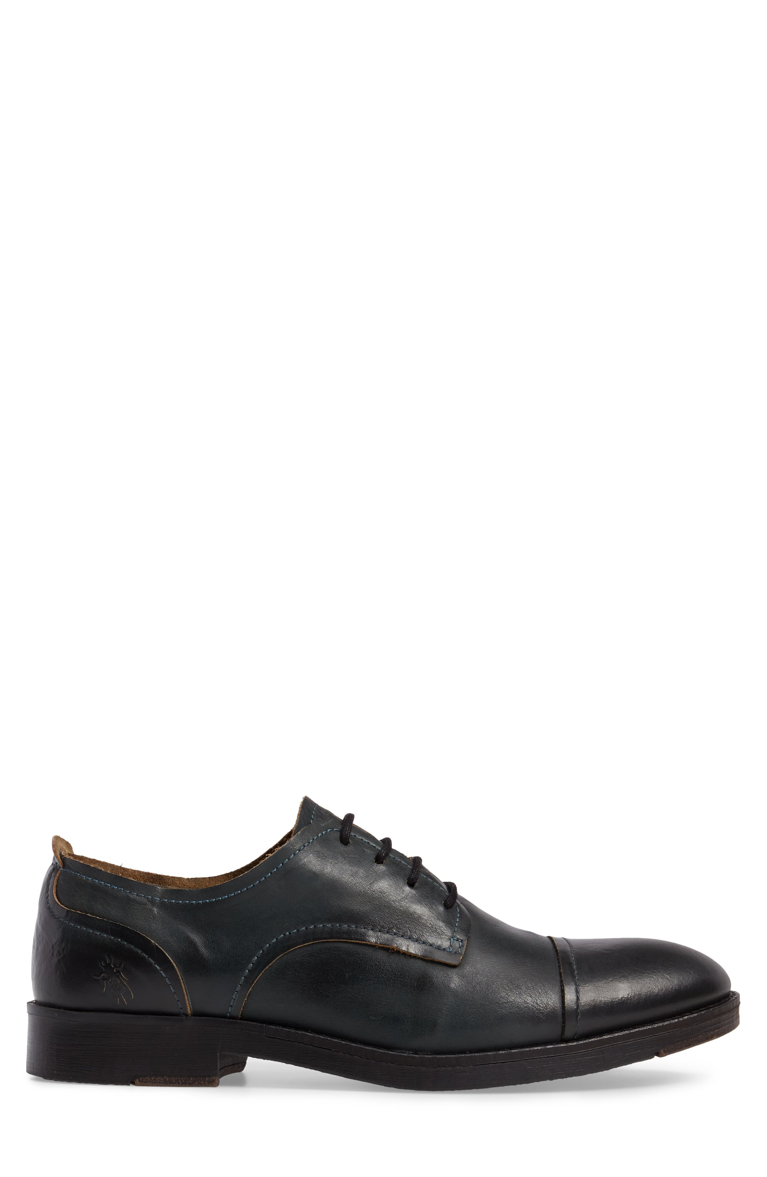 Home Fly Cap Toe Derby,                             Alternate thumbnail 6, color,