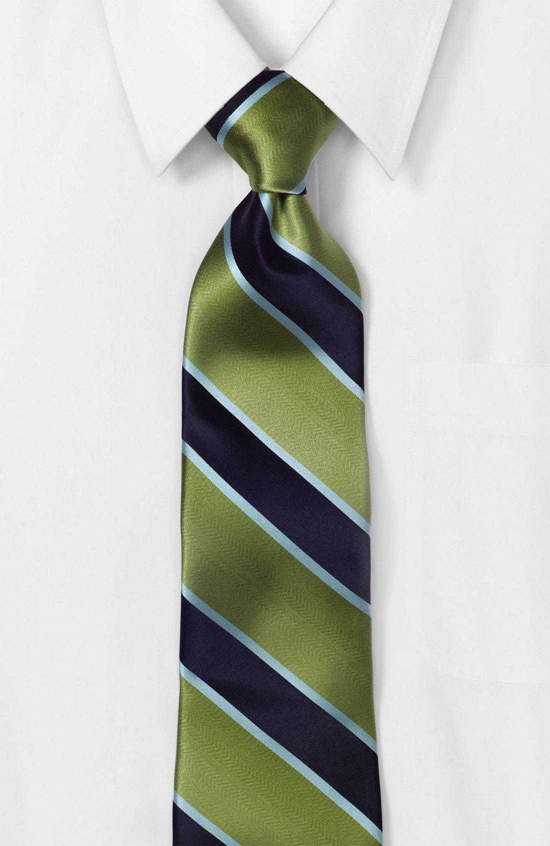 Woven Silk Tie,                             Main thumbnail 7, color,