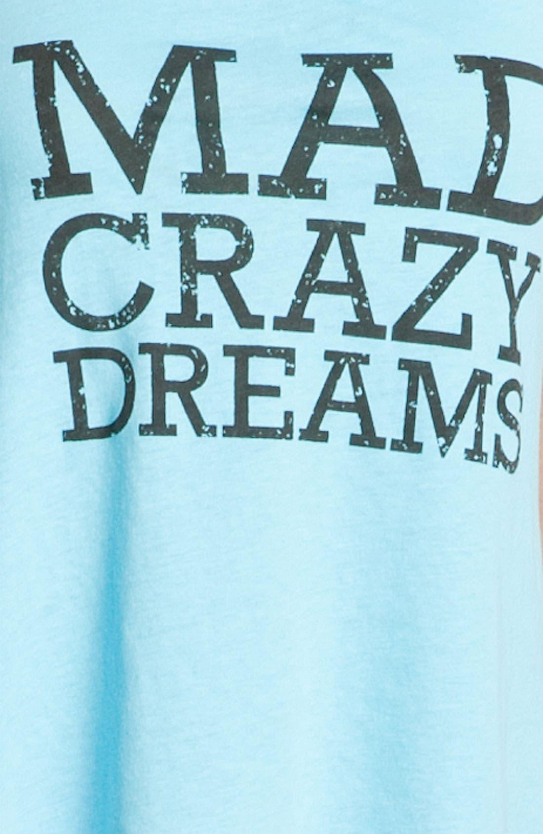 'Mad Crazy Dreams' Tank,                             Alternate thumbnail 41, color,