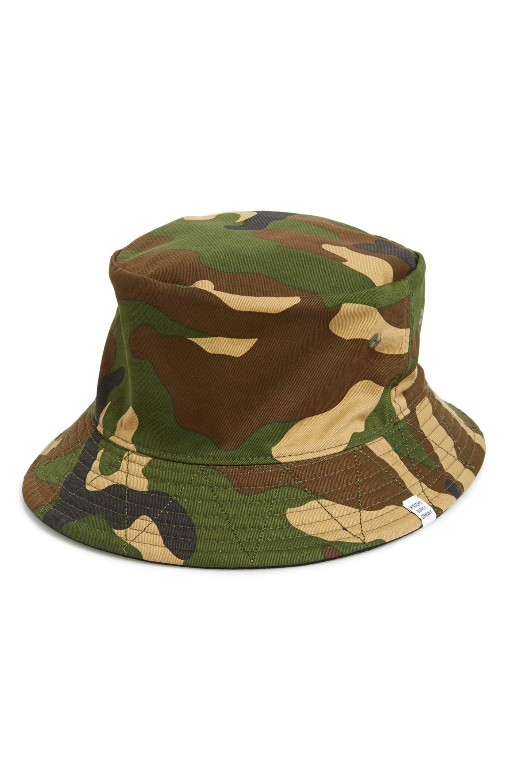 Herschel Supply Co.  Lake  Reversible Bucket Hat  a1b3d2c88f67