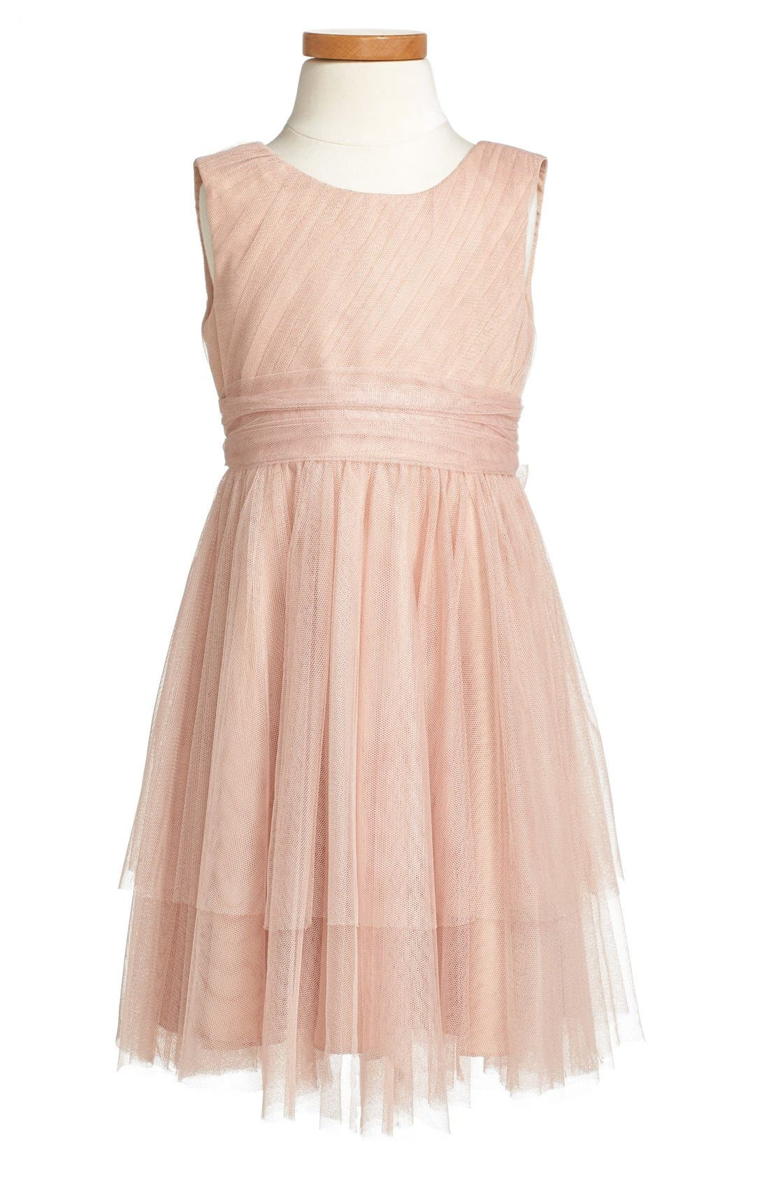 Etsy Tulle Dress,                             Alternate thumbnail 4, color,                             CAMEO PINK