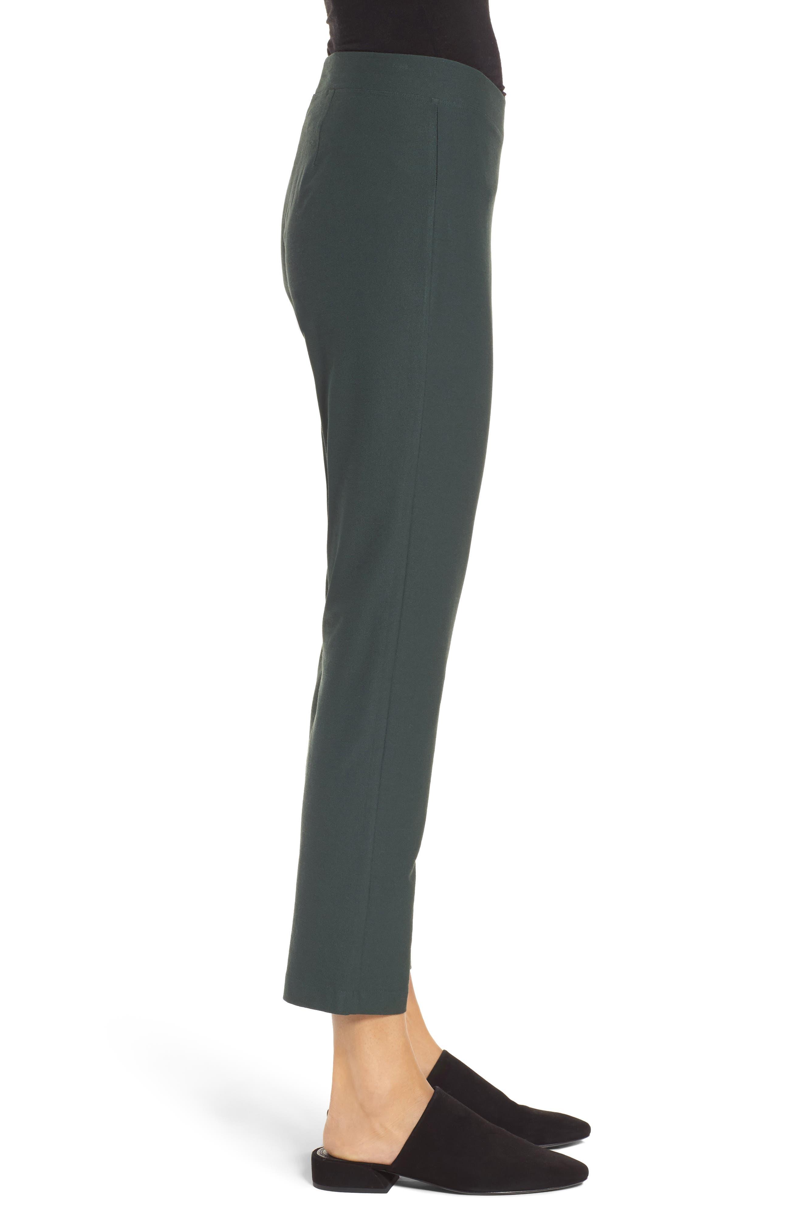 Stretch Crepe Slim Ankle Pants,                             Alternate thumbnail 66, color,